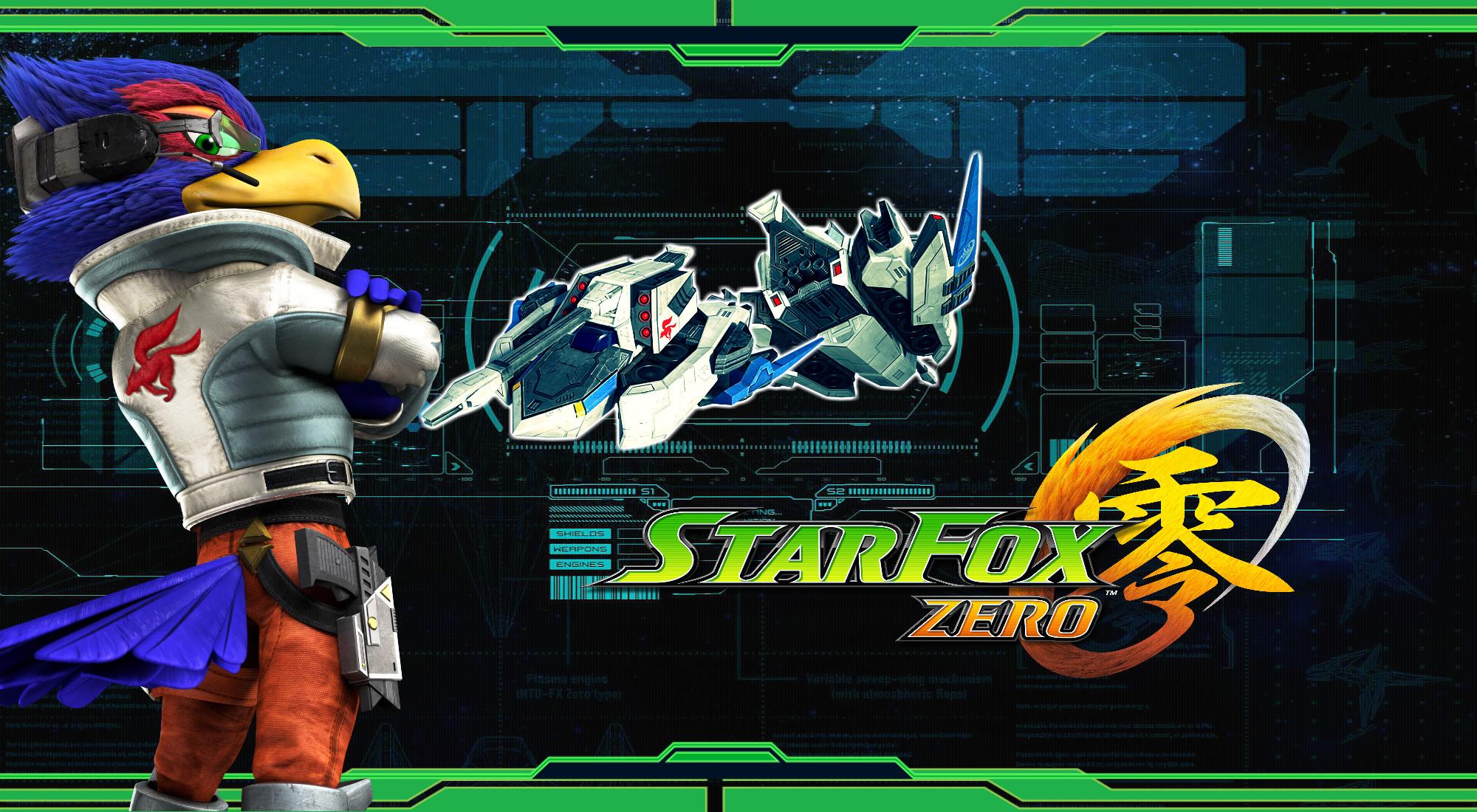 … Star Fox Zero – Gravmaster Wallpaper by DaKidGaming