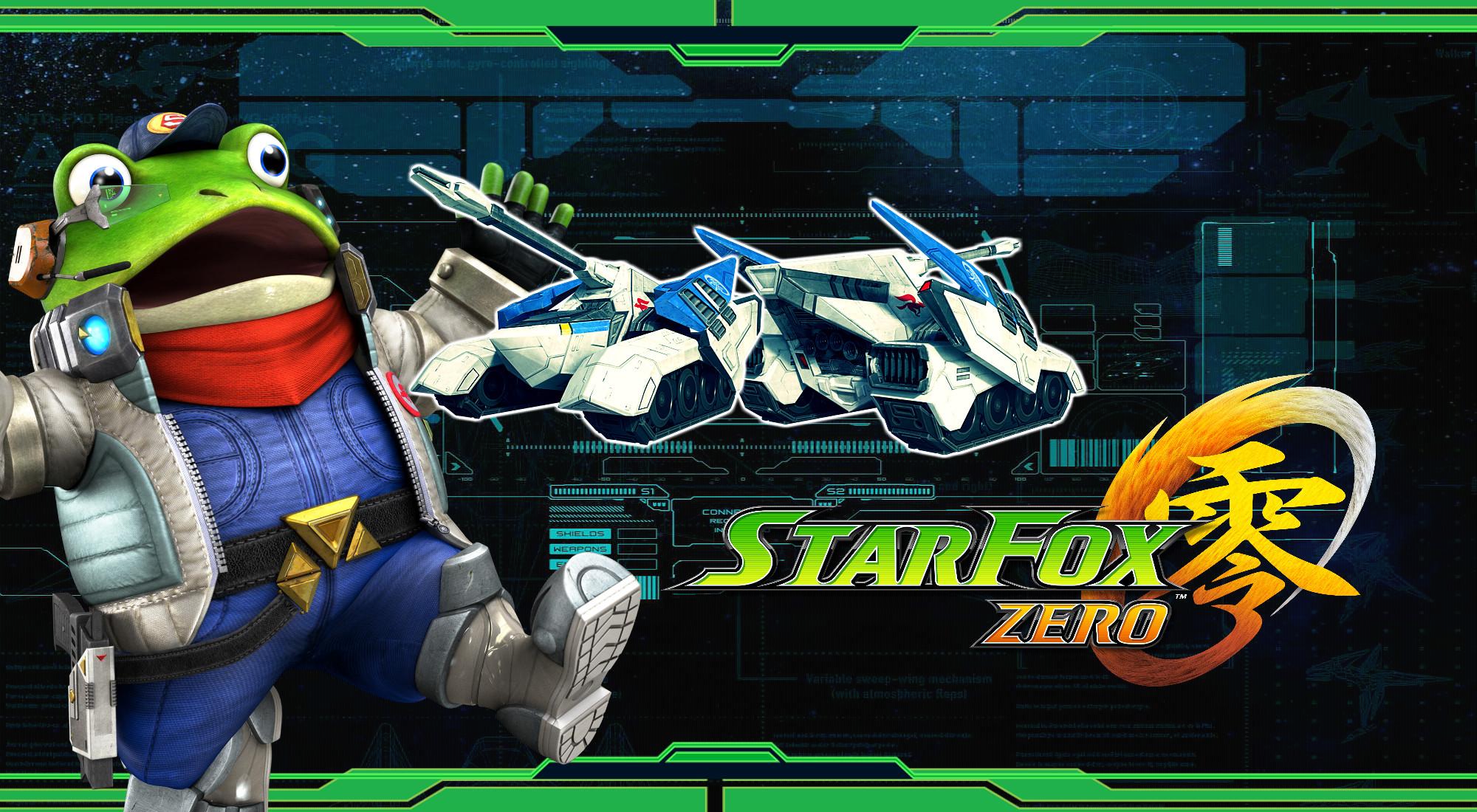 … Star Fox Zero – Landmaster Wallpaper by DaKidGaming