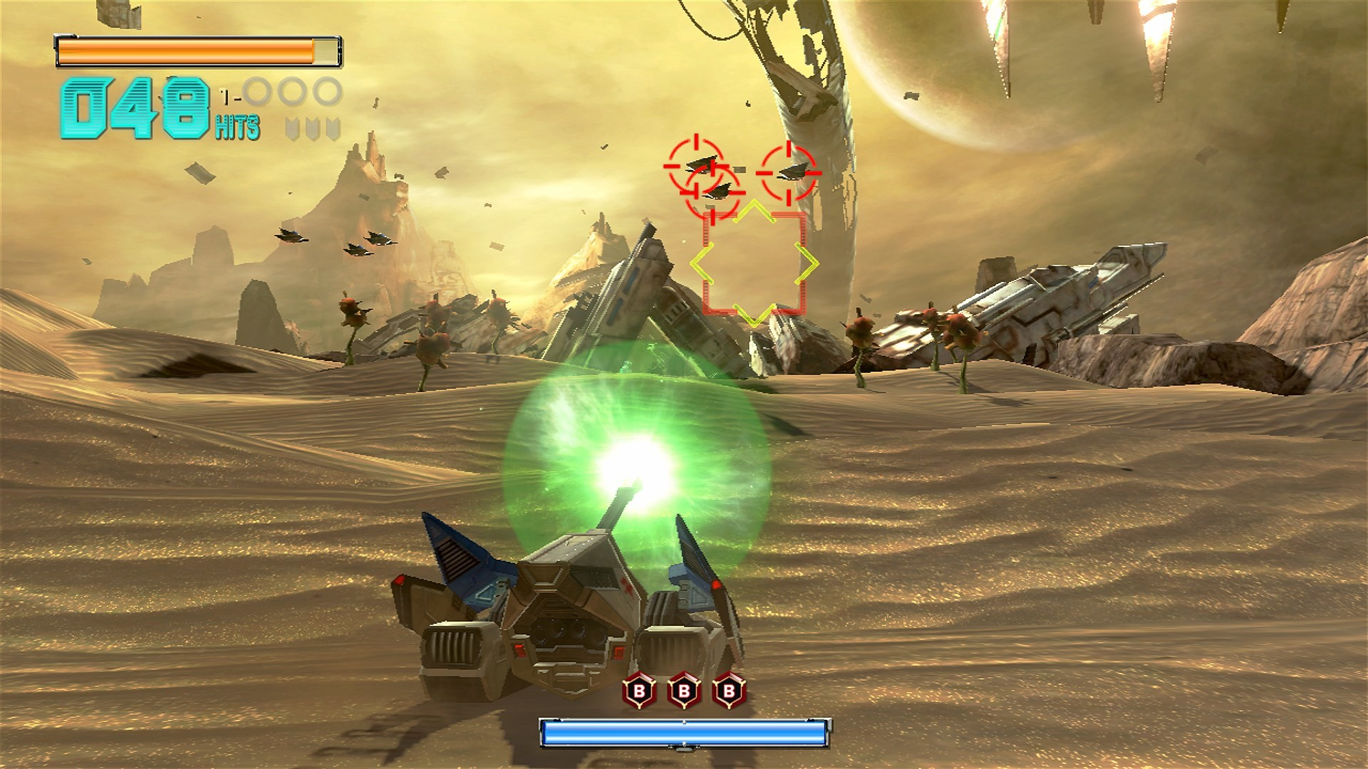 The new Star Fox has great ideas and terrible controls