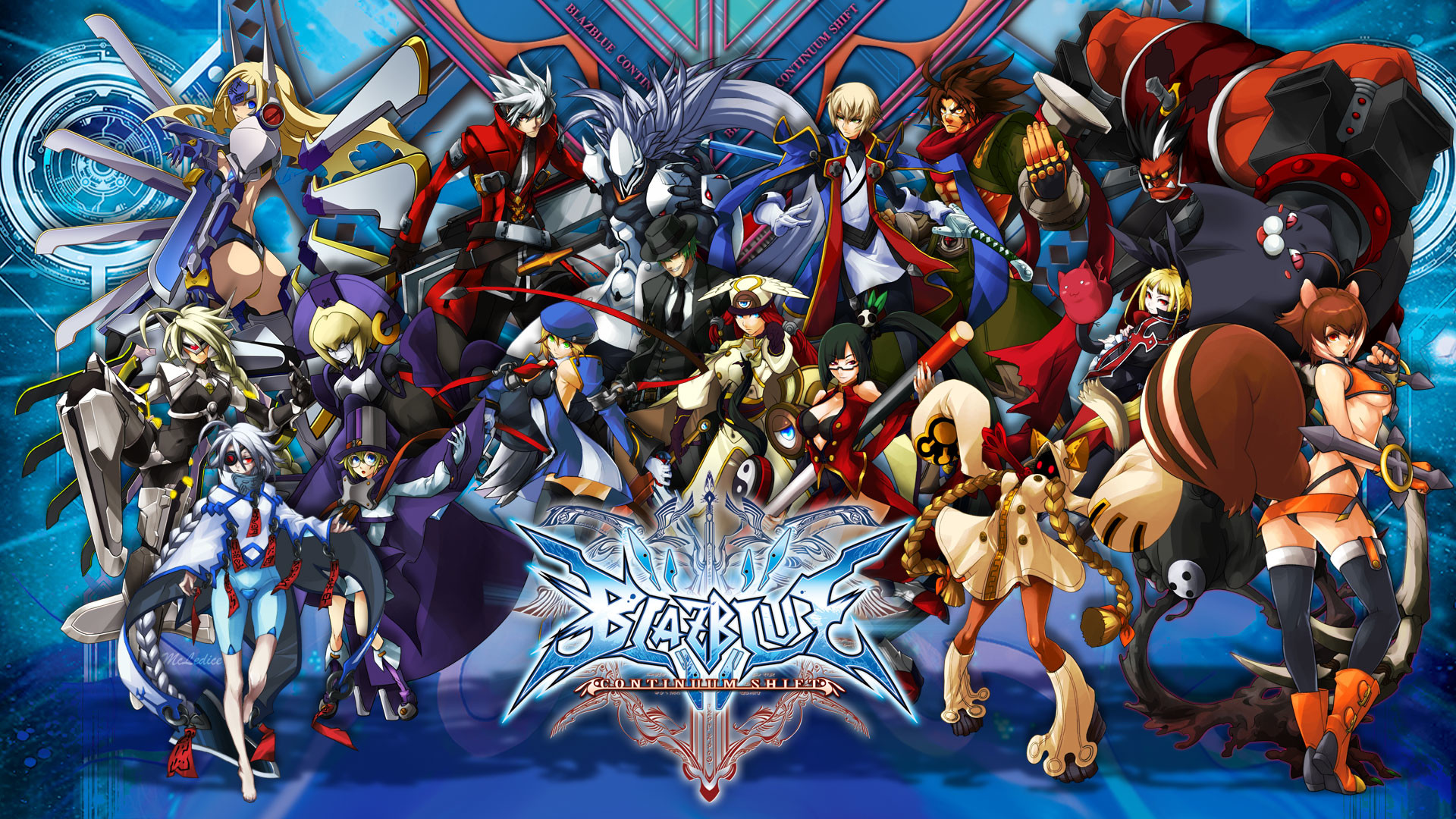 2 BlazBlue: Continuum Shift II HD Wallpapers   Backgrounds – Wallpaper Abyss