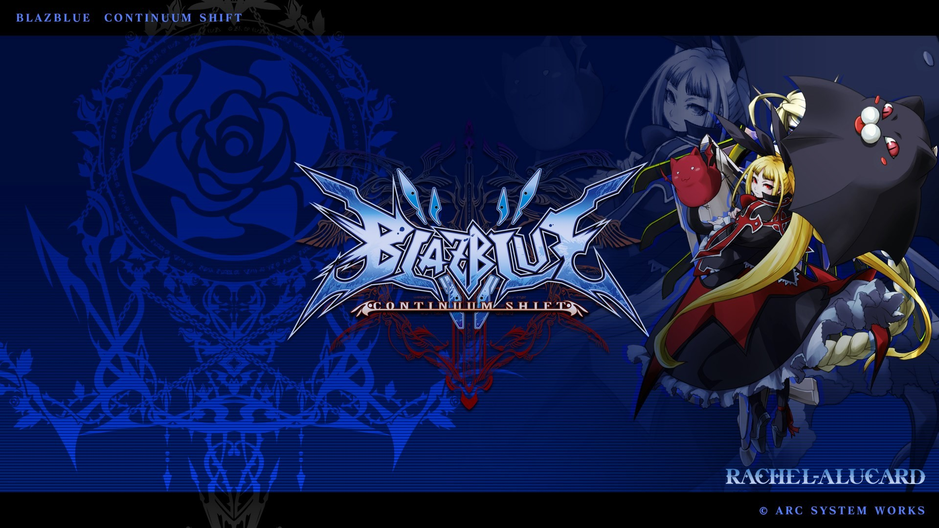 59 Blazblue Wallpaper Hd