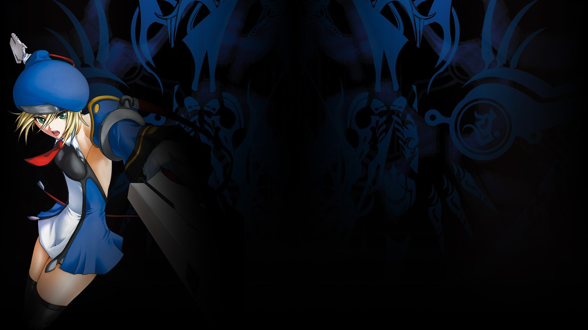 #1571271, blazblue calamity trigger category – Wallpapers for Desktop:  blazblue calamity trigger backround