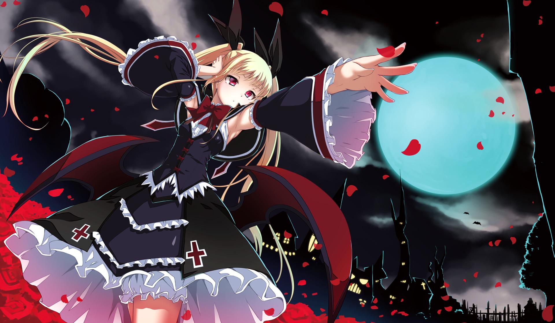 Anime – Blazblue Rachel Alucard Wallpaper