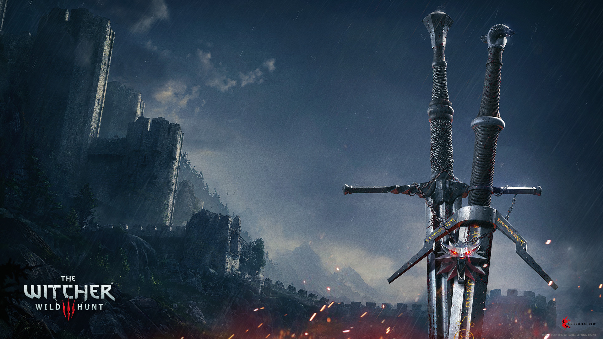 463 The Witcher 3: Wild Hunt HD Wallpapers | Backgrounds – Wallpaper Abyss