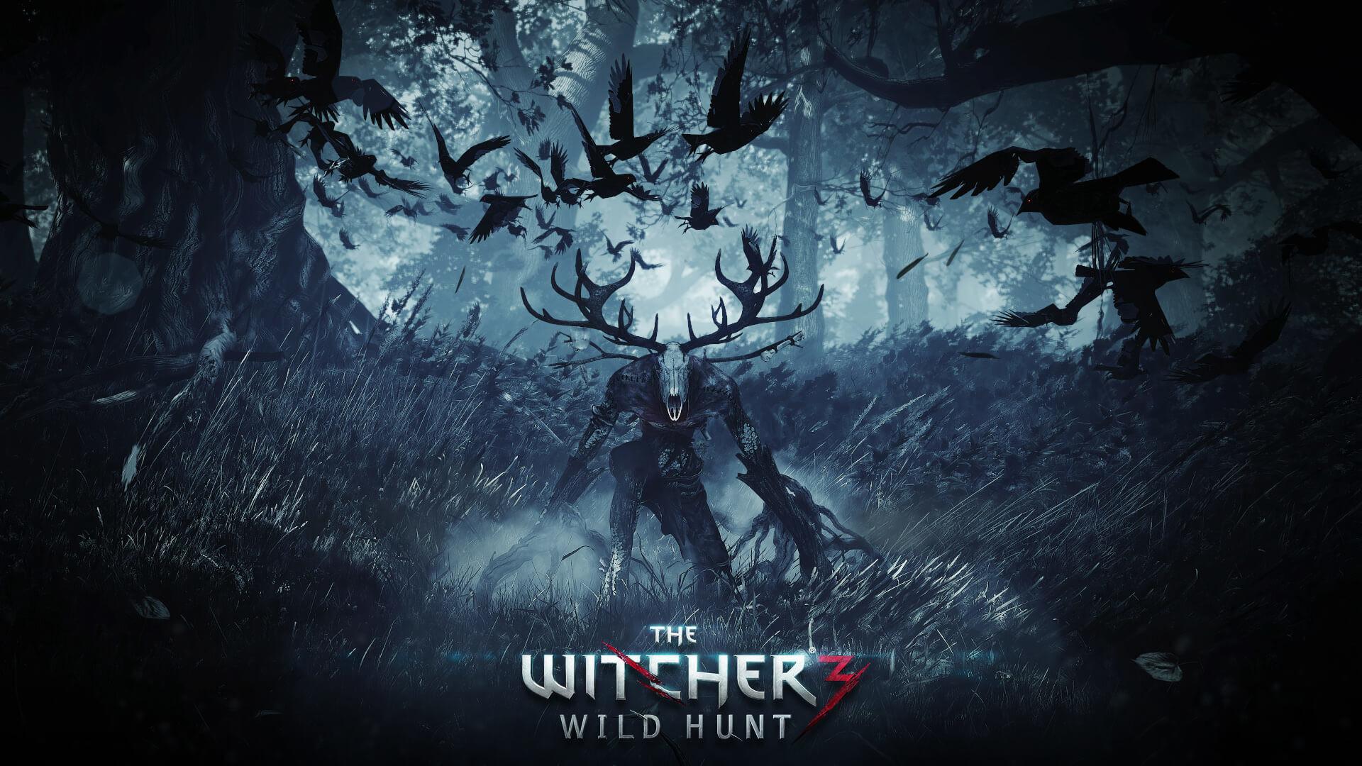 The Witcher 3: Wild Hunt 1080p Leshen Wallpaper …