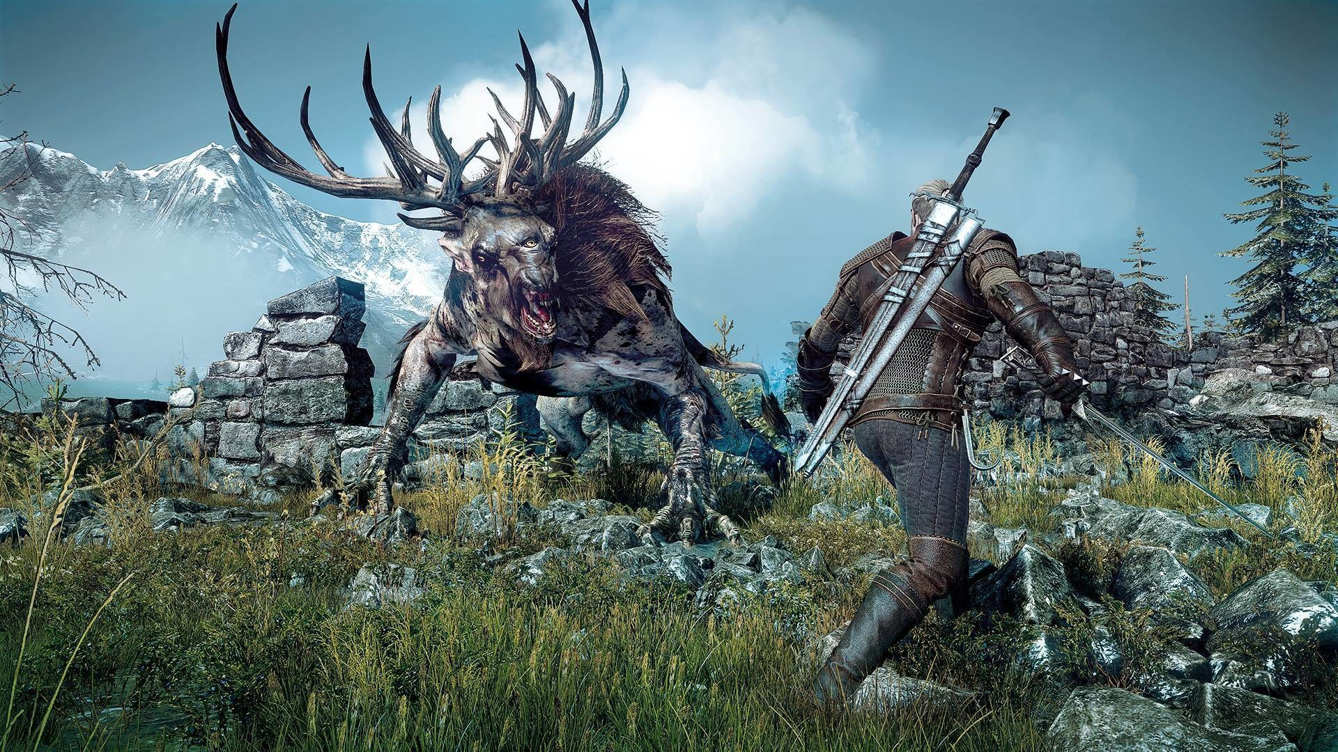 The Witcher 3 wallpaper – Imagesih.
