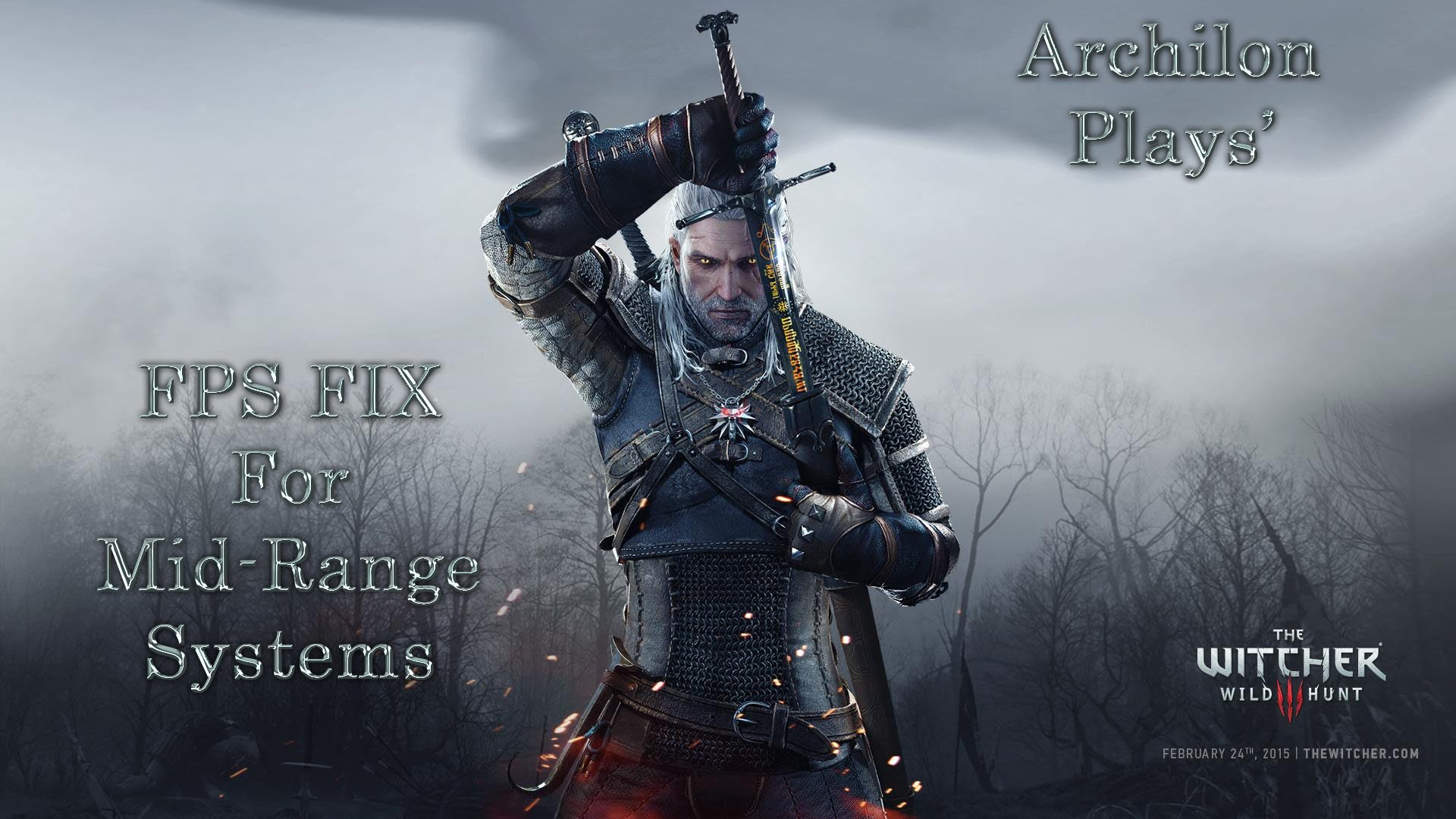 The Witcher 3: Wild Hunt [FPS Fix] – How to get Solid 60 FPS + VSync –  YouTube