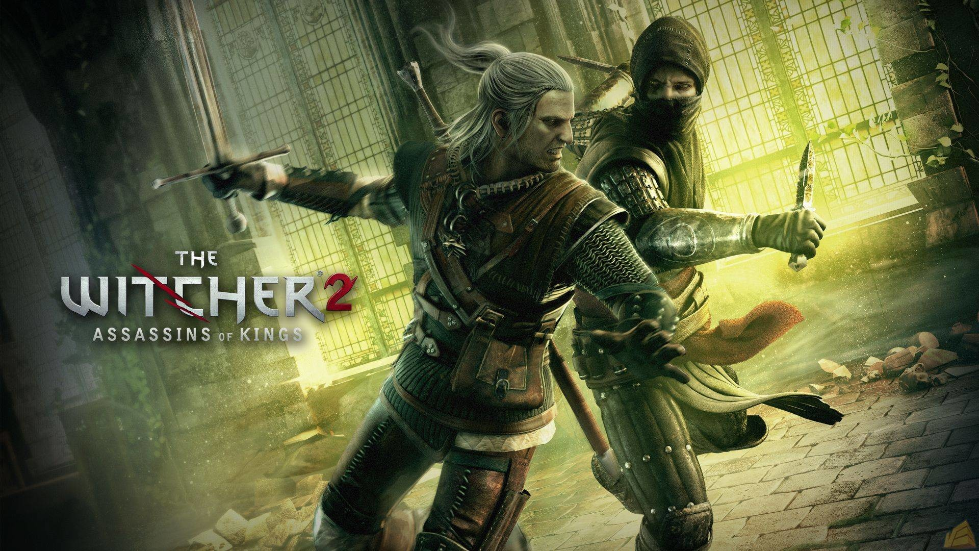 The Witcher 2. Download The Witcher wallpaper