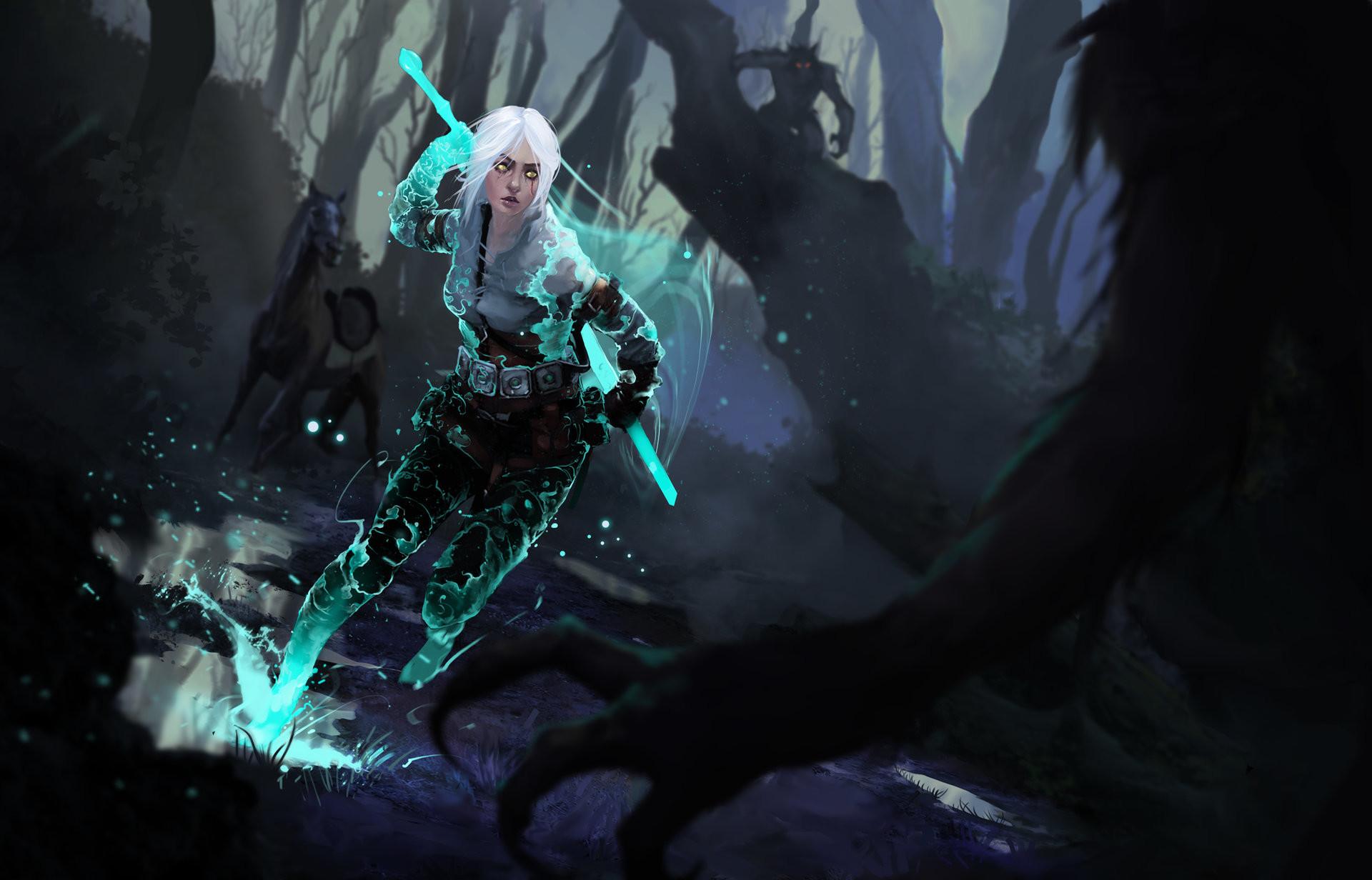 The Witcher 3 Wallpaper Dump