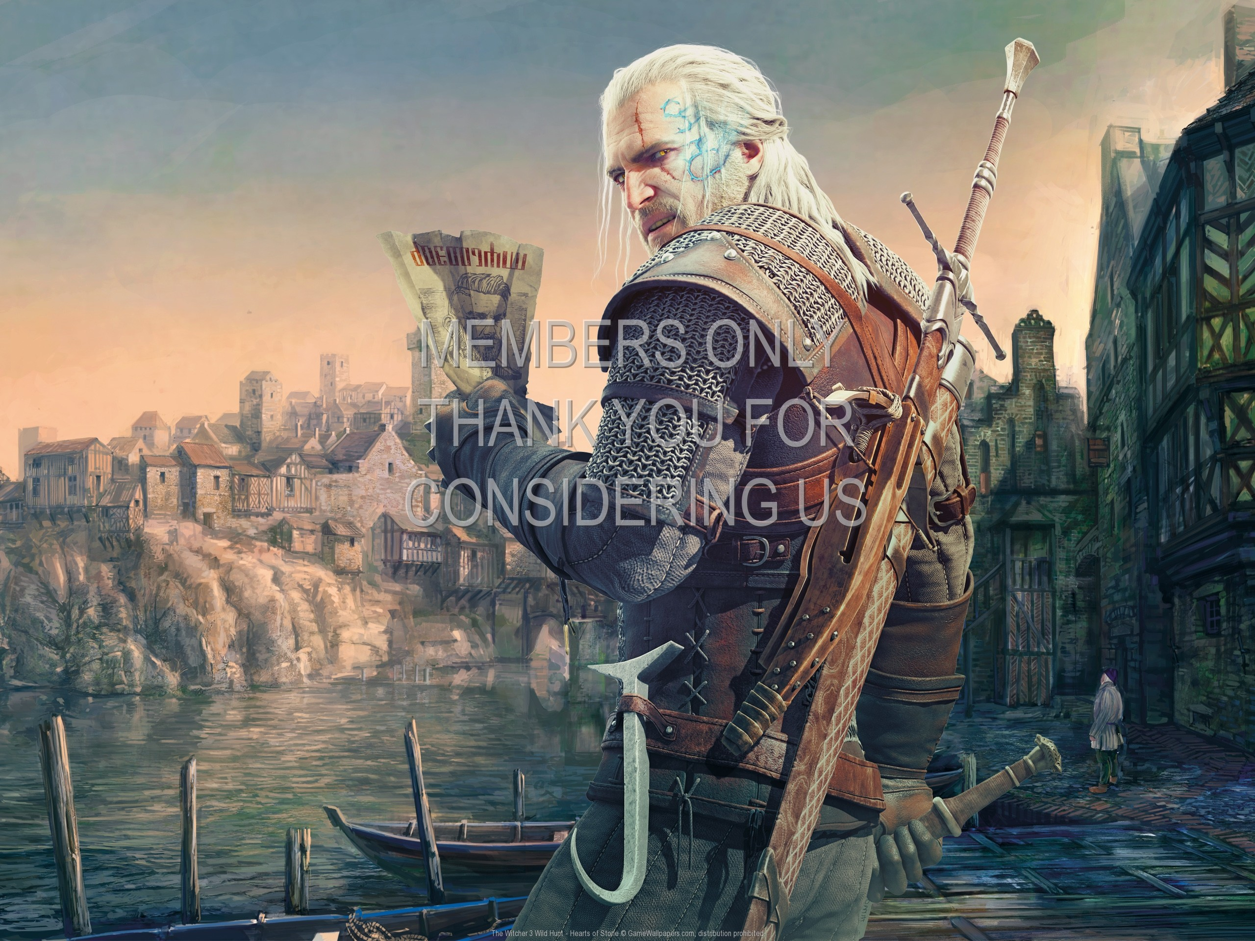 The Witcher 3: Wild Hunt – Hearts of Stone 1920×1080 Mobile wallpaper or  background 02