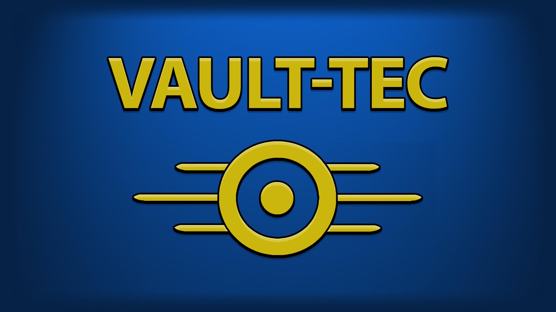 Simple Vault-Tec Wallpapers
