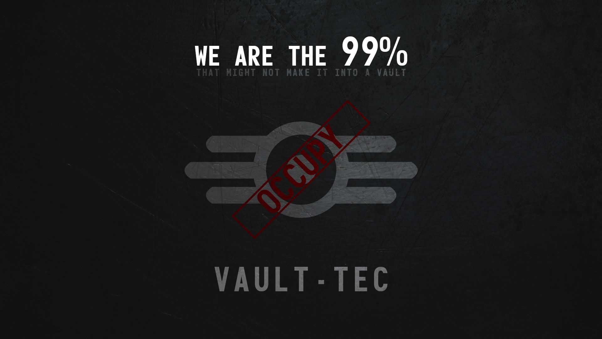 Report RSS Occupy Vault Tech (view original)