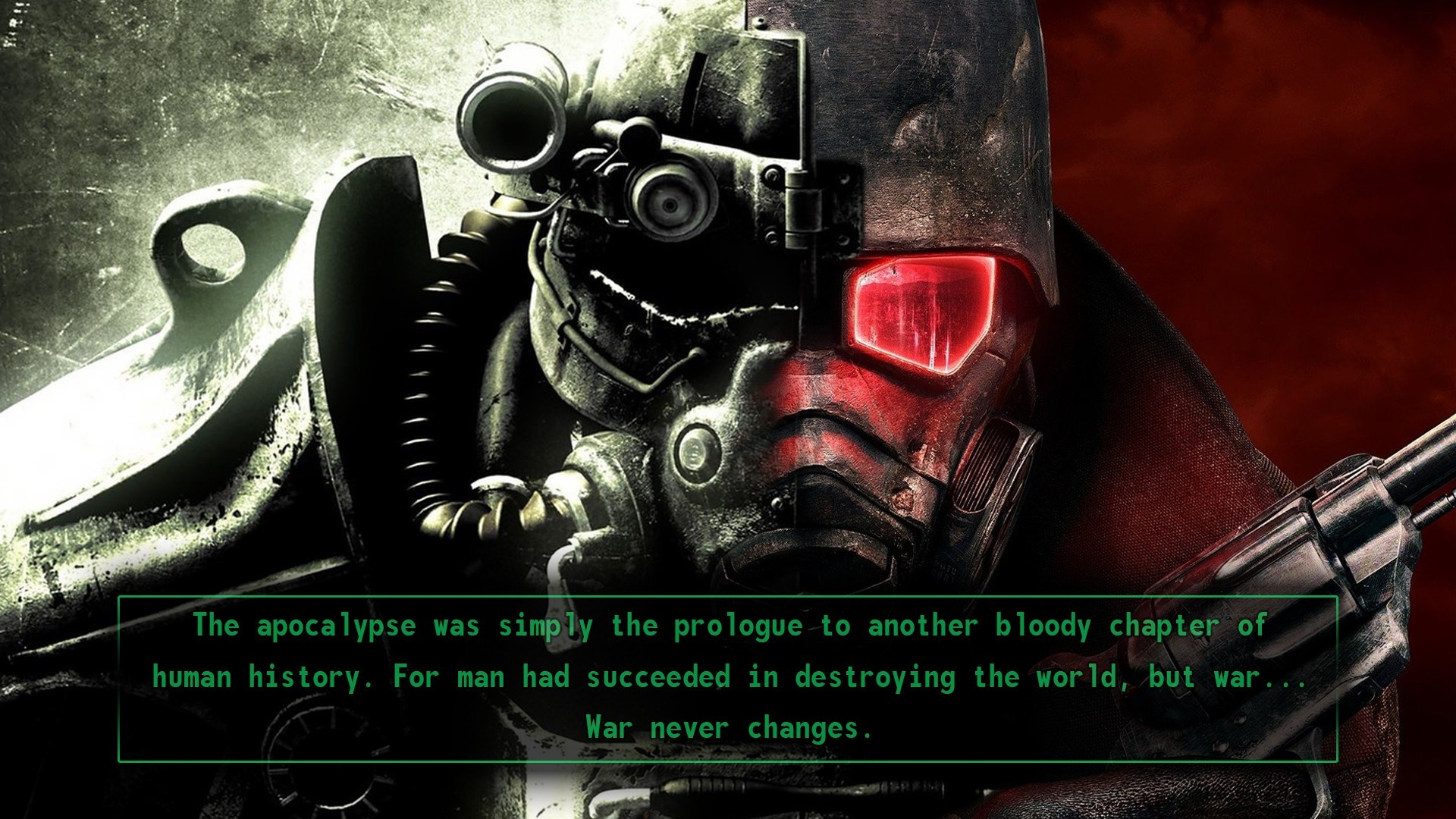 Fallout, Fallout: New Vegas, Fallout 3, War, Vault tec Wallpapers HD /  Desktop and Mobile Backgrounds