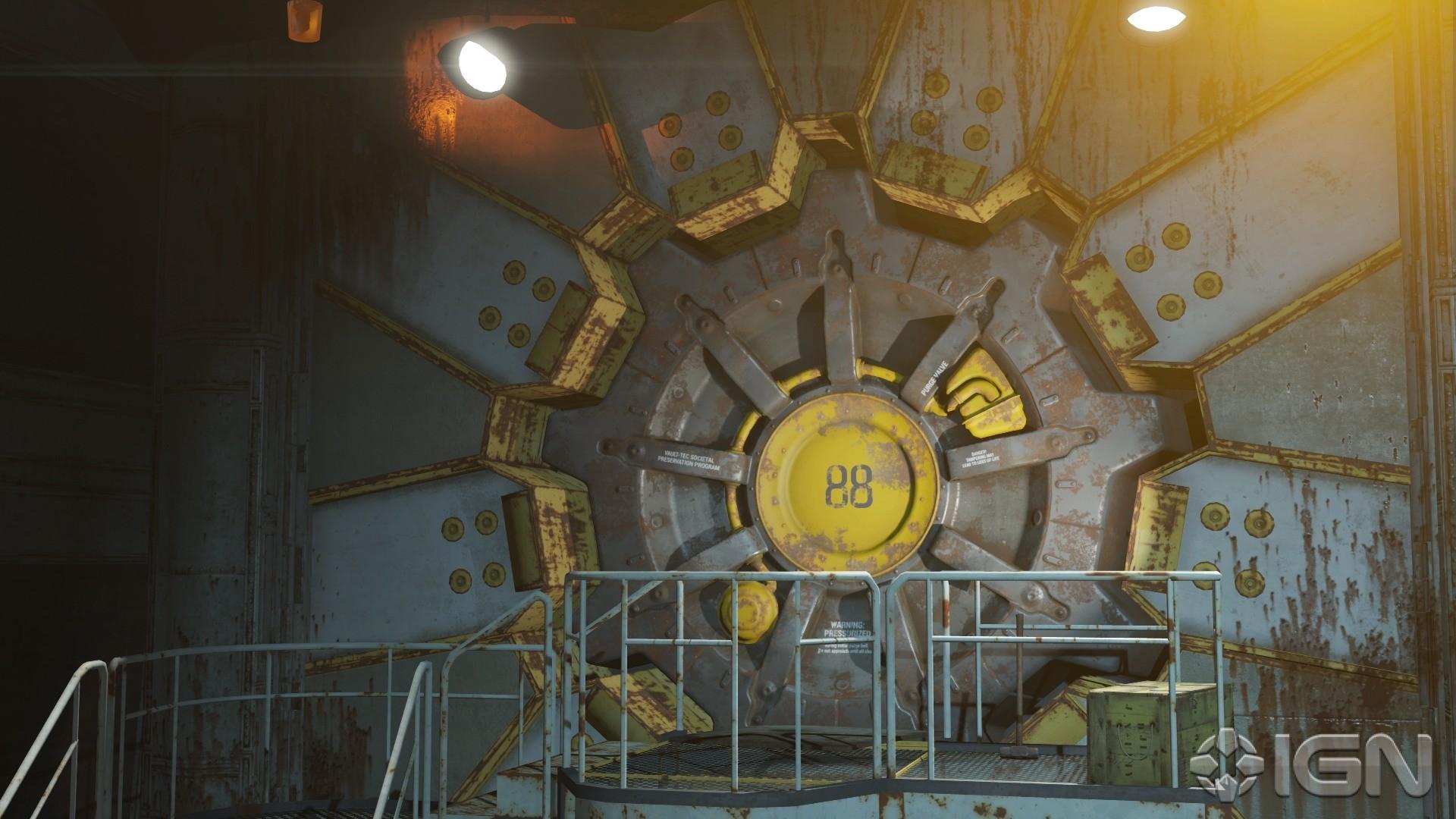 Fallout 4: Vault-Tec Workshop Images
