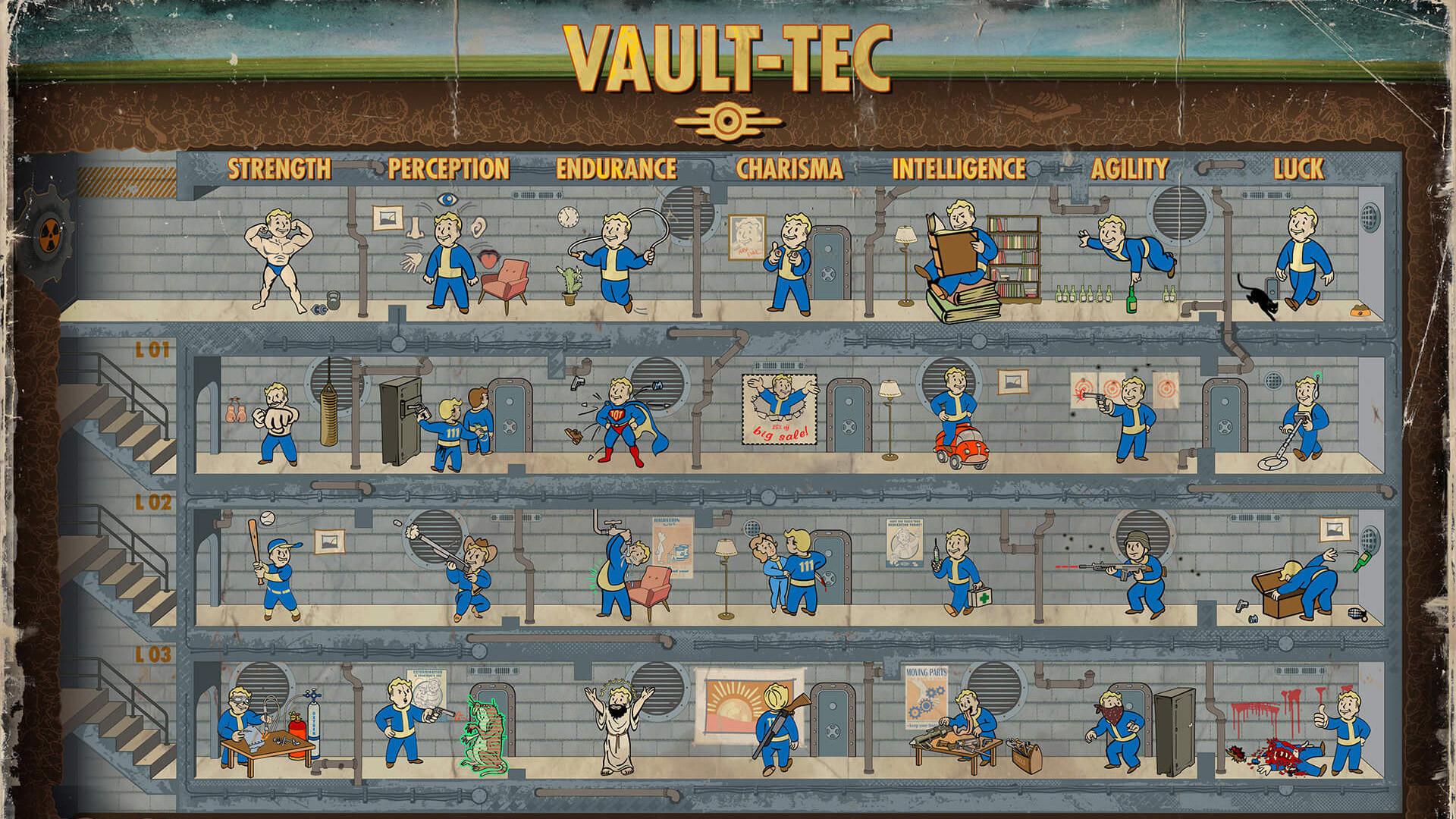 Fallout 4 (1920×1080)