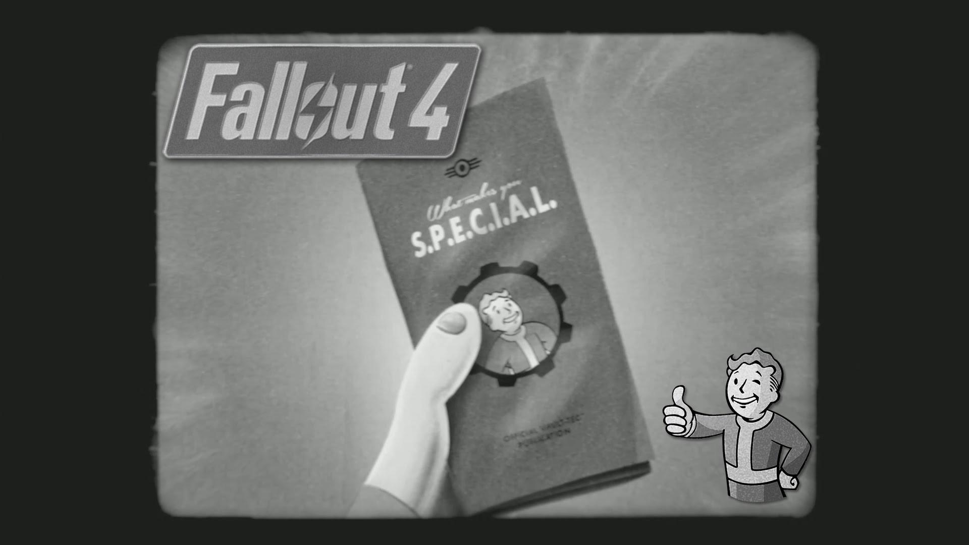 FALLOUT 4 [VAULT TEC SPECIAL 01] [Intelligence] Fallout 4 Gameplay German  Deutsch HD