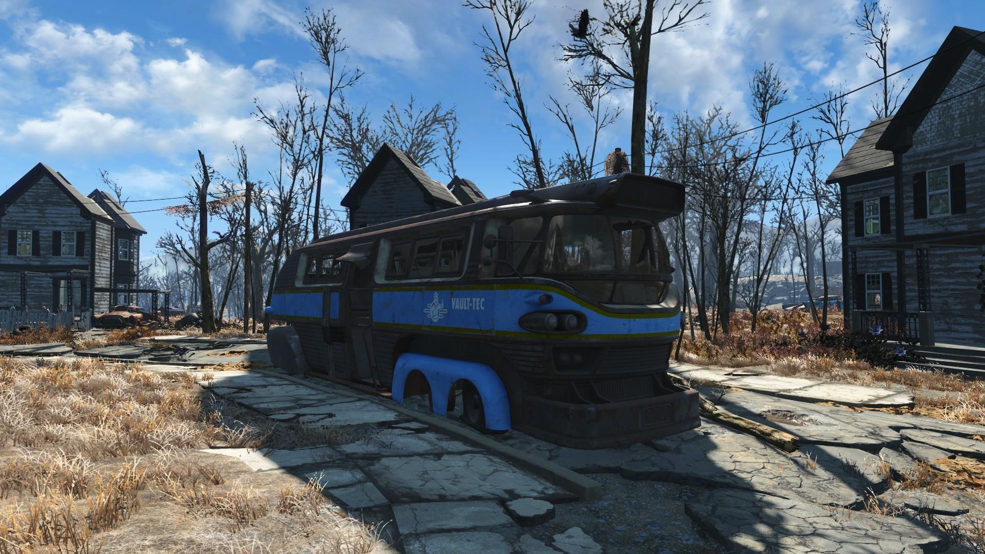 Vault 98 – Vault-Tec Workshop Redux at Fallout 4 Nexus – Mods and community
