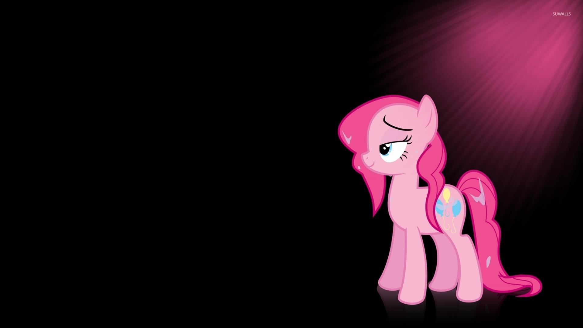 Sun light upon Pinkie Pie – My Little Pony wallpaper jpg