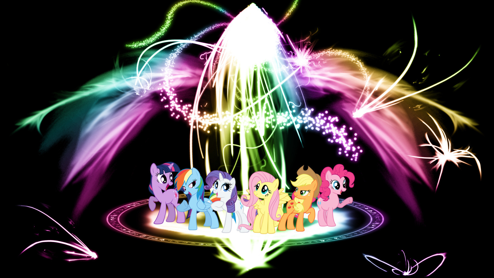 My Little Pony Friendship Is Magic HD Wallpapers Widescreen Wallpapers  Pictures Images #11395