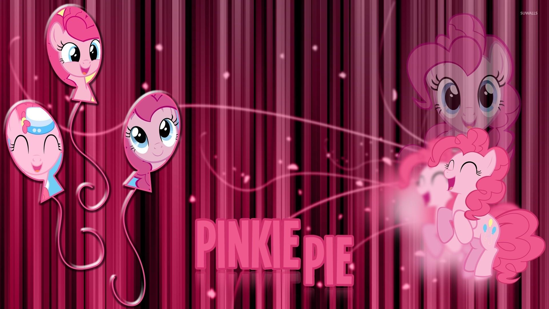 Pinkie Pie different poses – My Little Pony wallpaper jpg