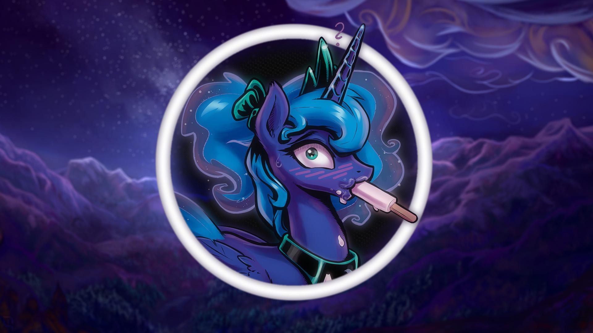 Cartoon – My Little Pony: Friendship is Magic Princess Luna My Little Pony  Wallpaper