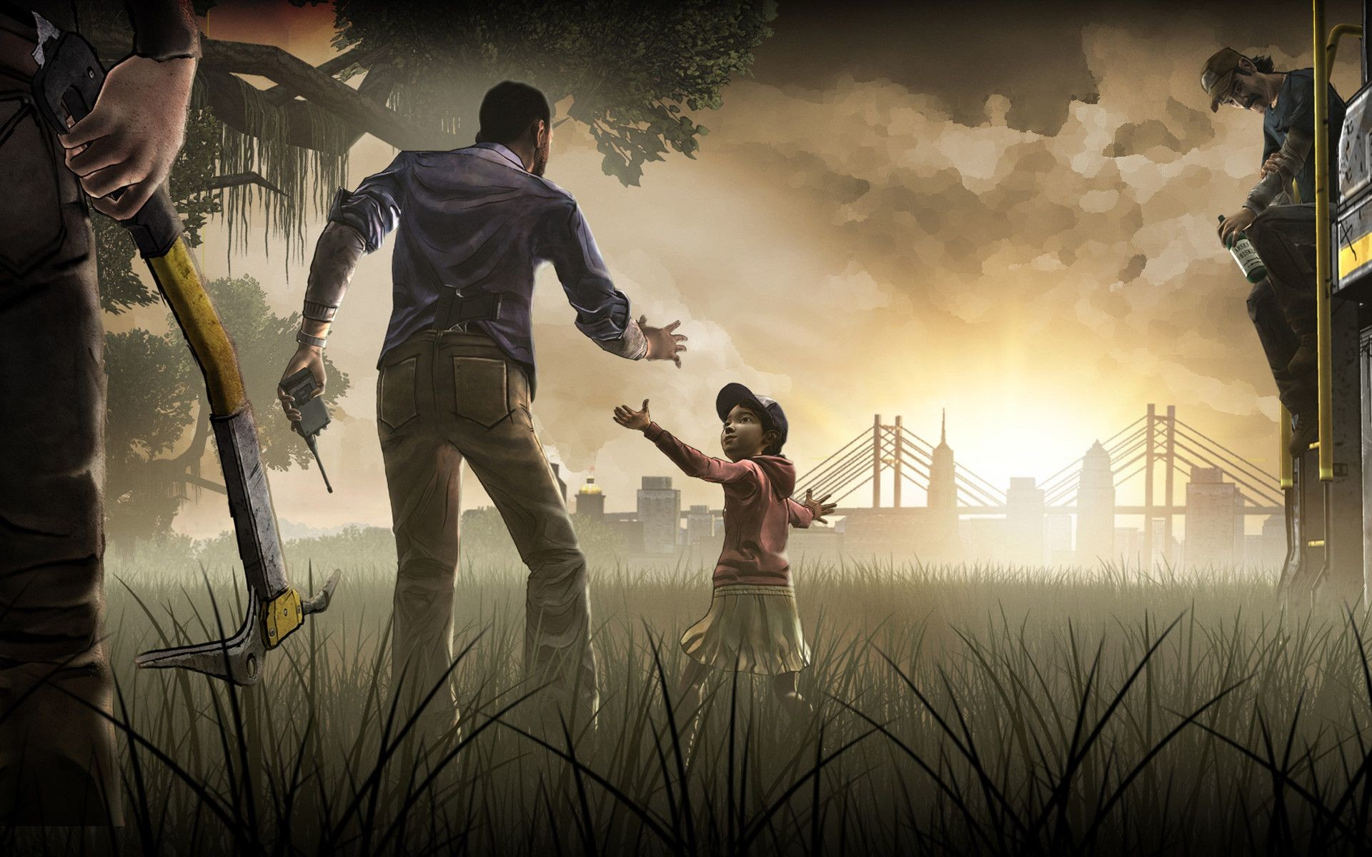 The Walking Dead iPhone Wallpapers (33 Wallpapers) – Adorable Wallpapers