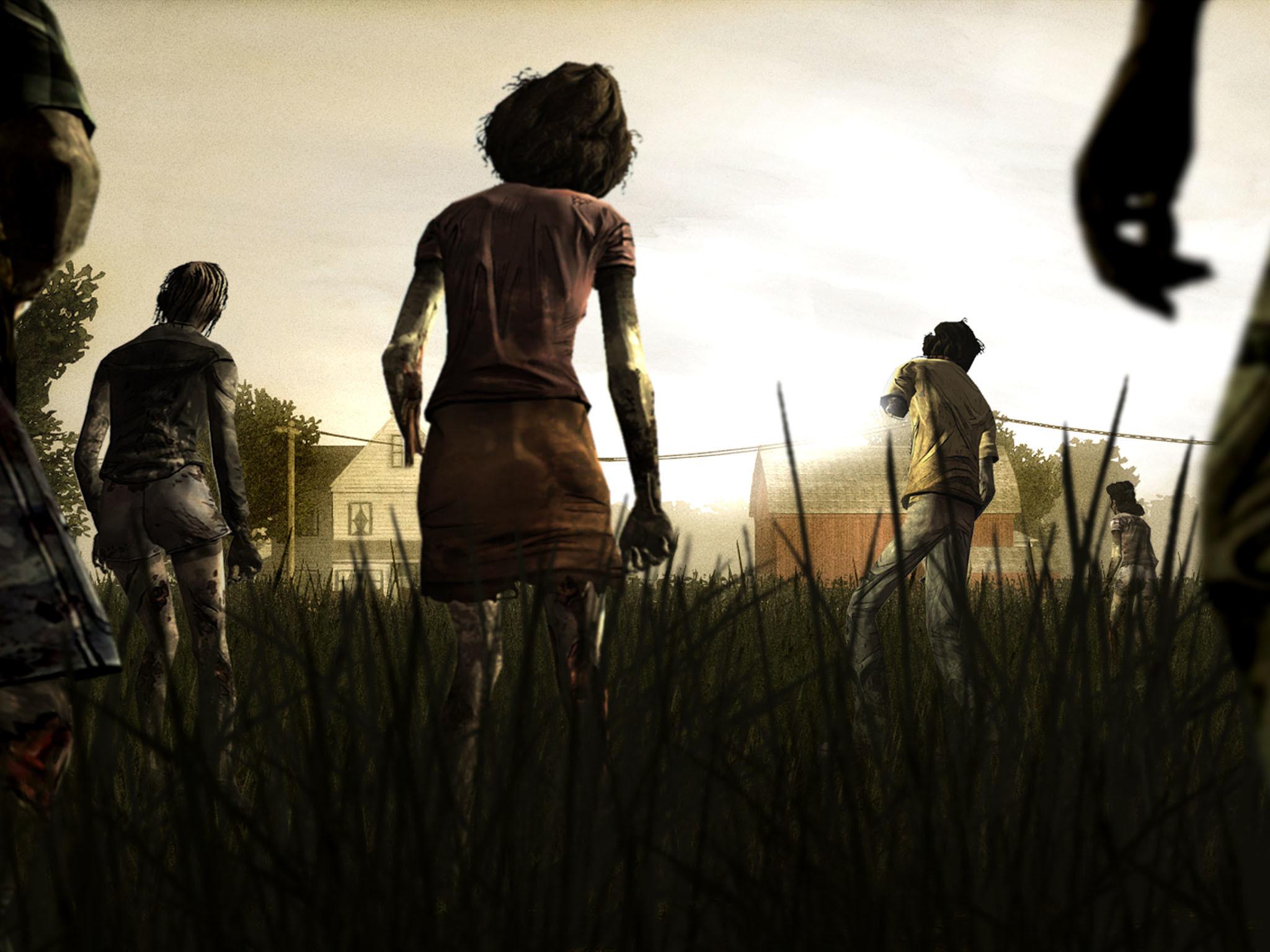 The Walking Dead episode 5 is waarschijnlijk al in november 2012 .