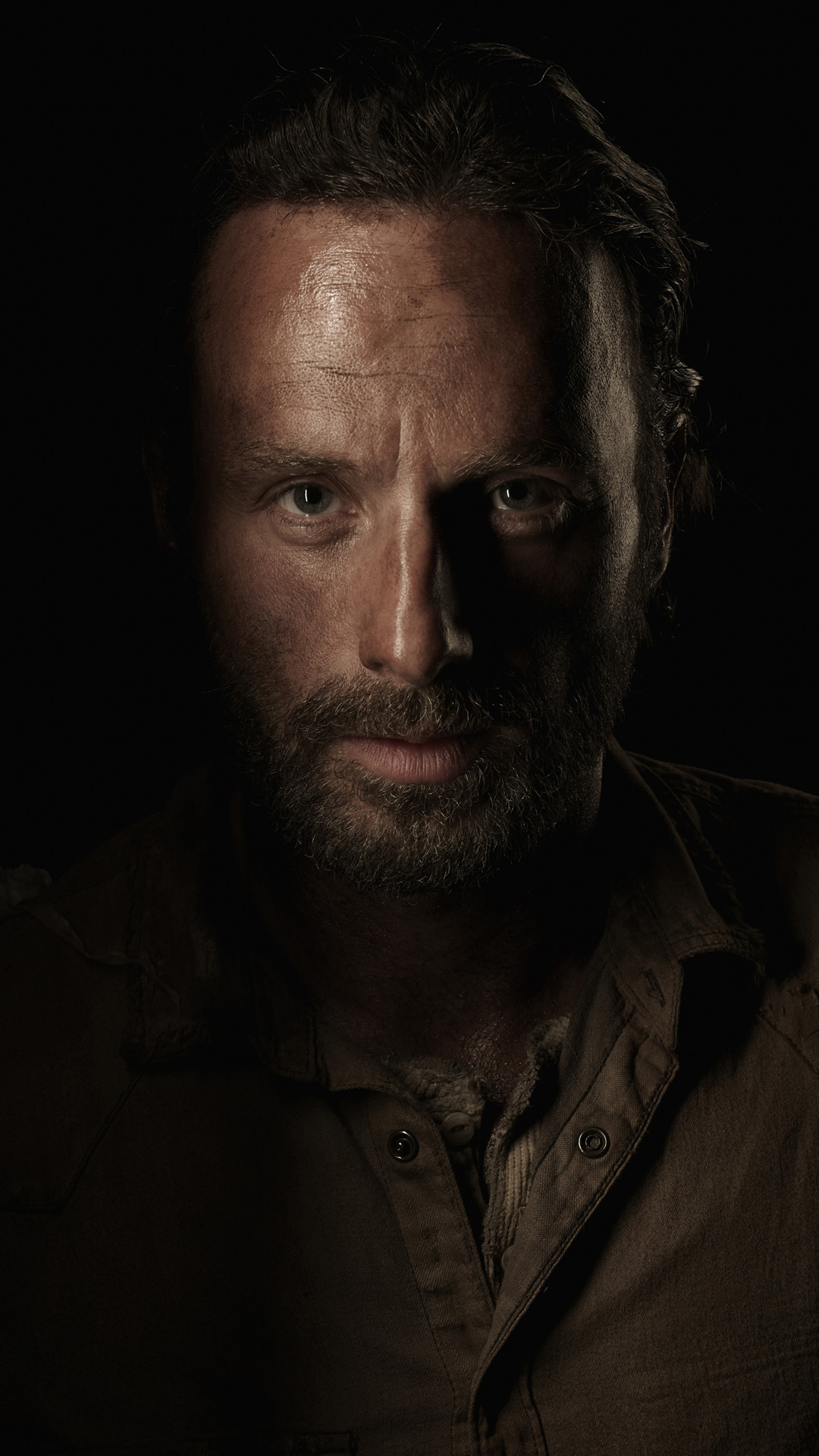 Andrew Lincoln The Walking Dead Android Wallpaper free .
