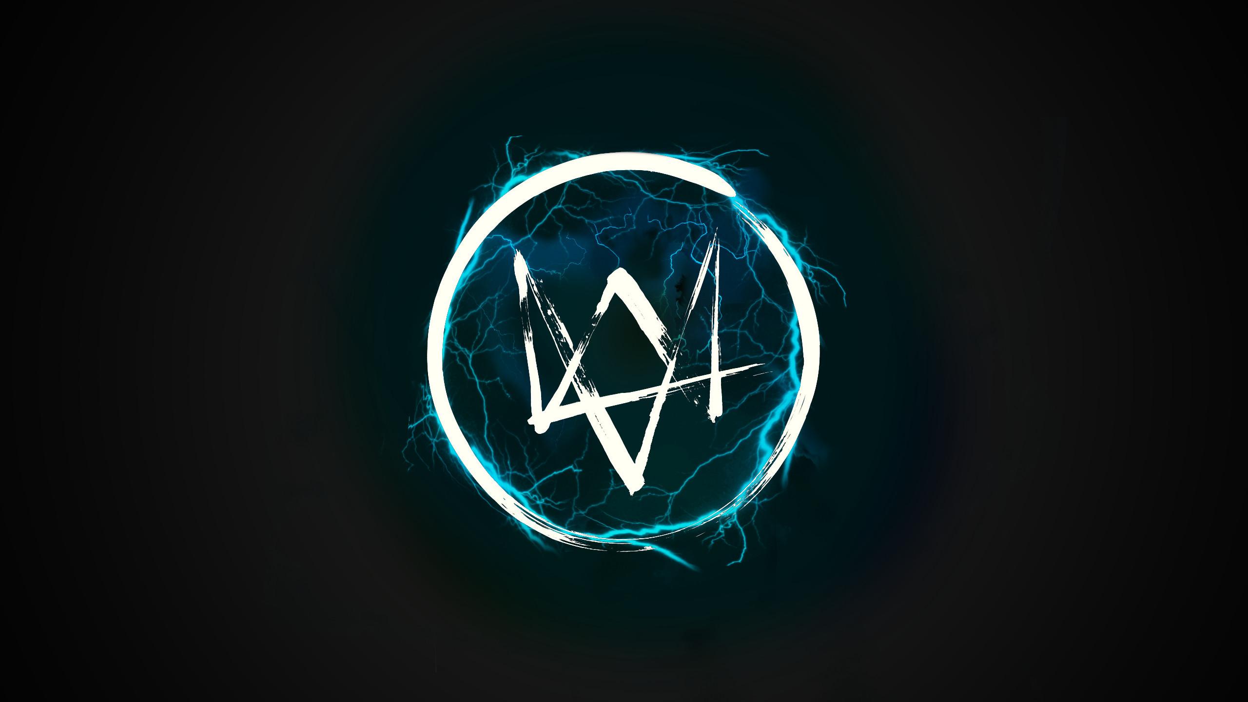 Watchdogs Desktop Wallpaper (Light Blue) by Recuvan on …   2560 x