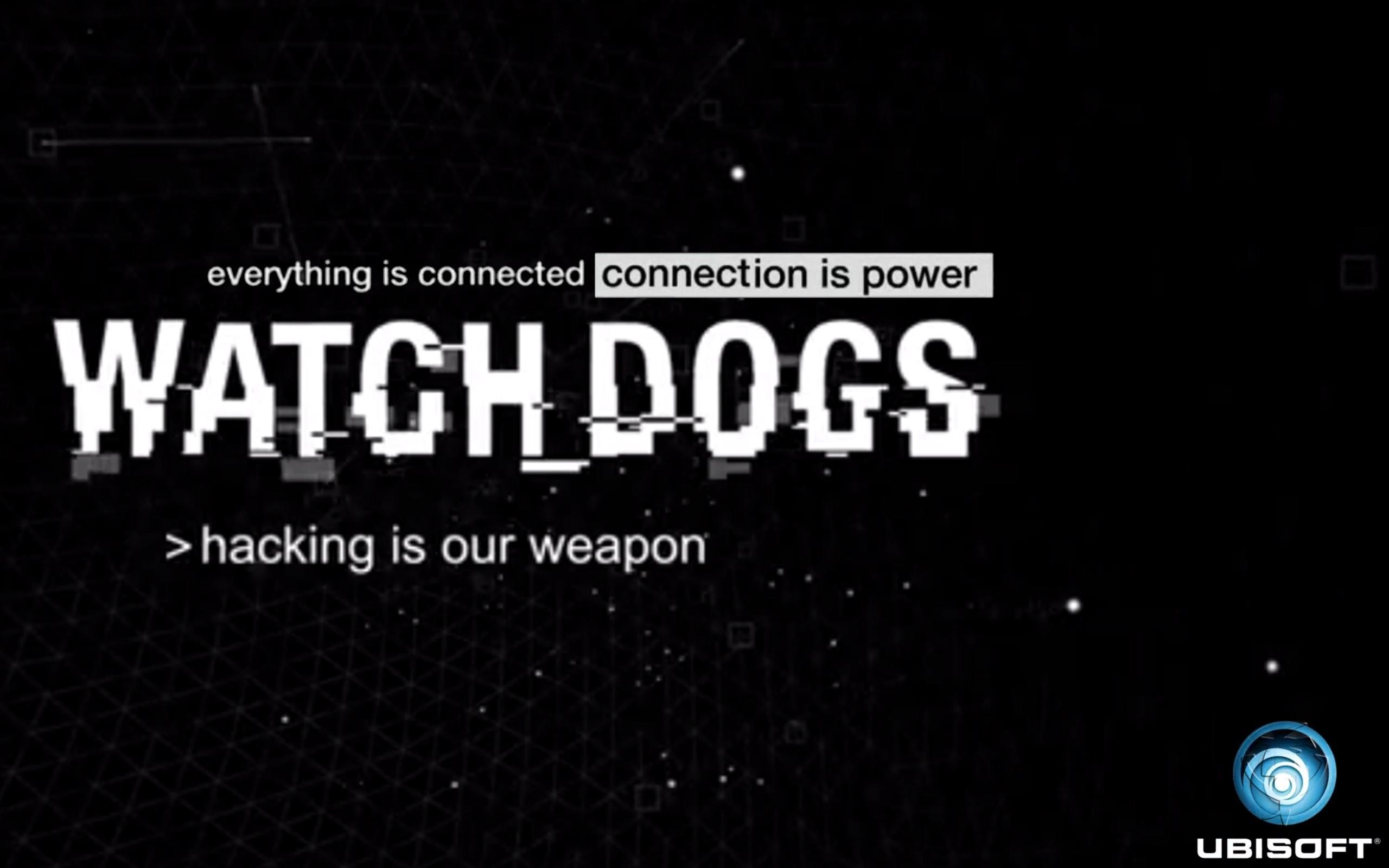 70 Watch Dogs Logo