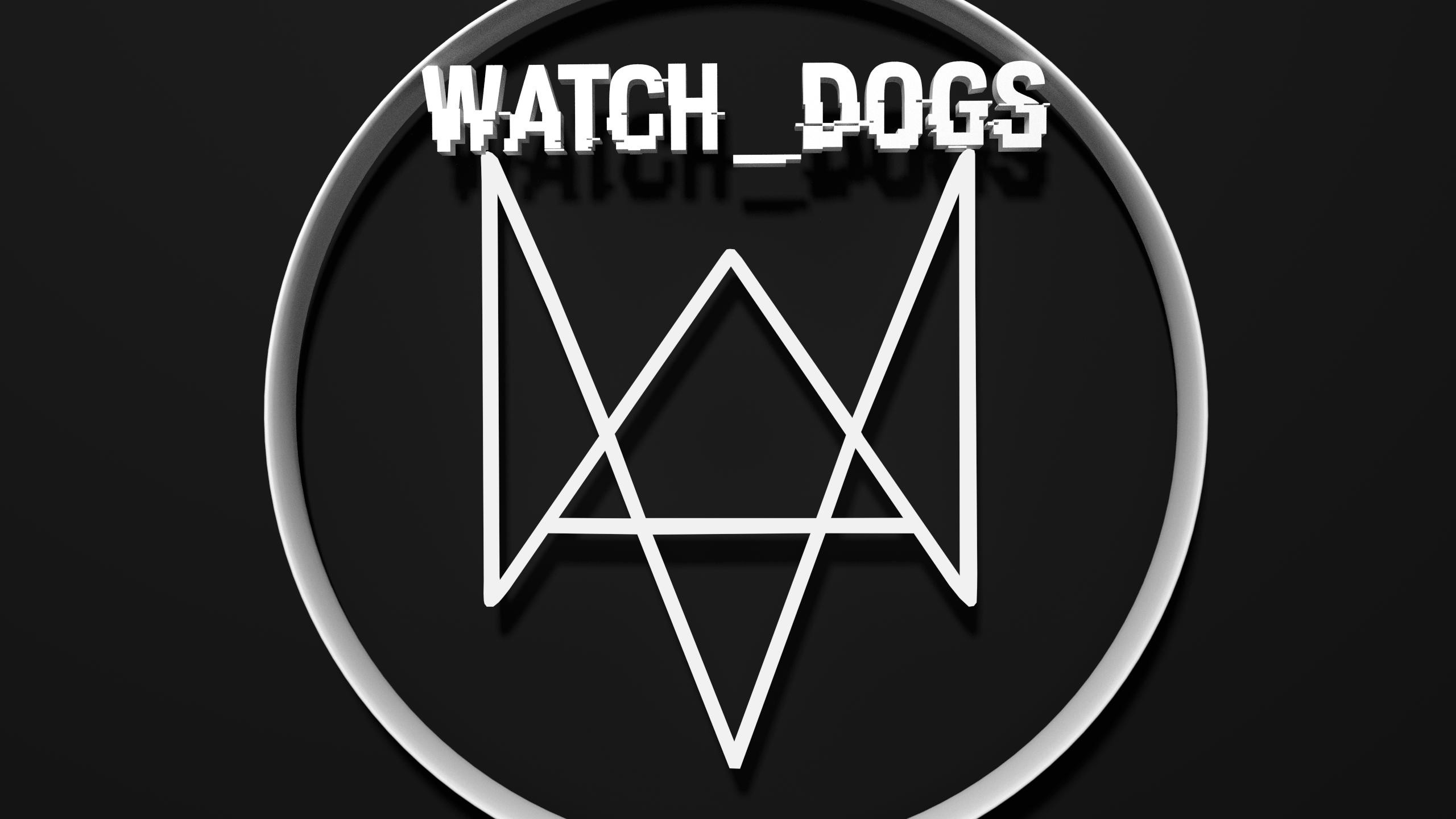 WD1I did this Watch Dogs wallpaper a while back! hope you like it!