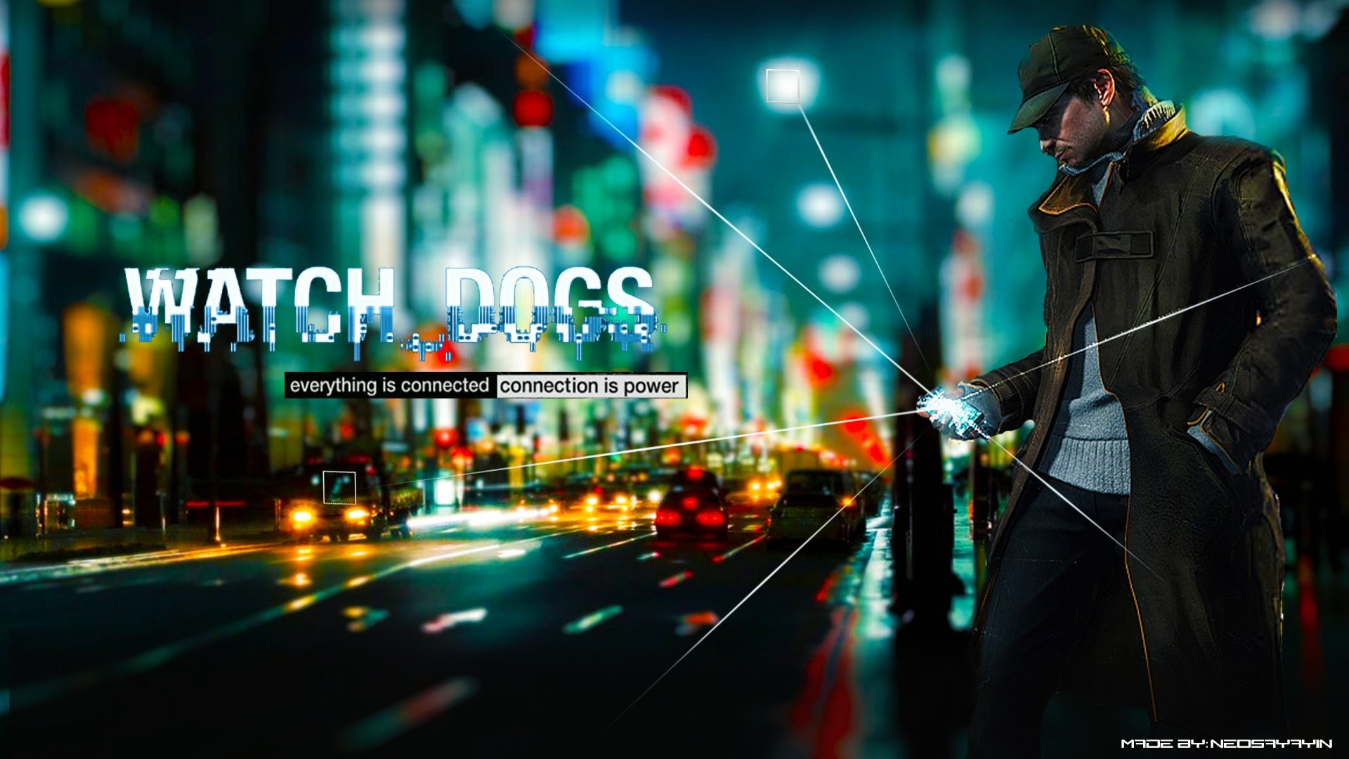 HD Wallpaper   Background ID:296376. Video Game Watch Dogs