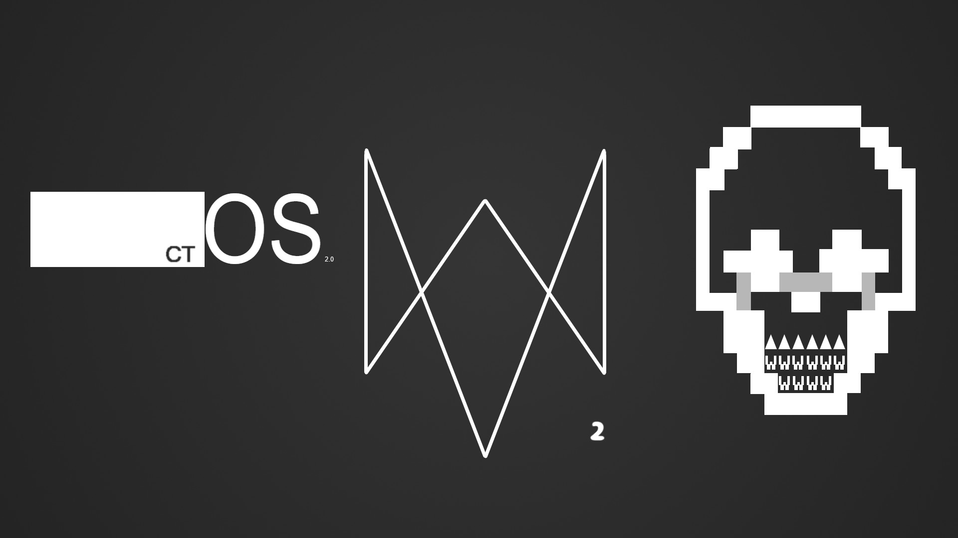 Watch Dogs 2 Minimalistic Wallpaper by MarvinForman1 Watch Dogs 2  Minimalistic Wallpaper by MarvinForman1