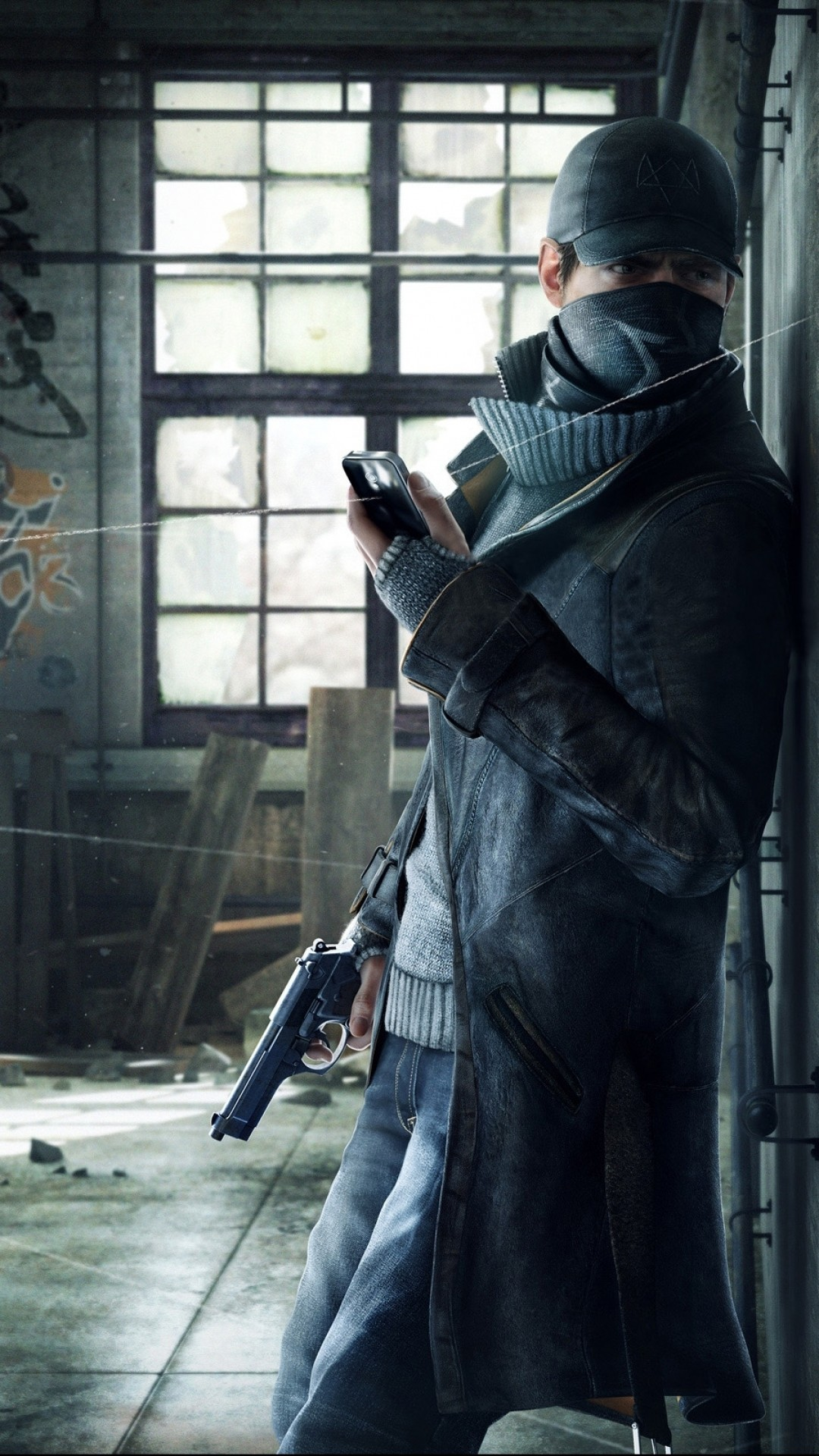 Watch Dogs – Apple/iPhone 6 Plus – – 23 Wallpapers