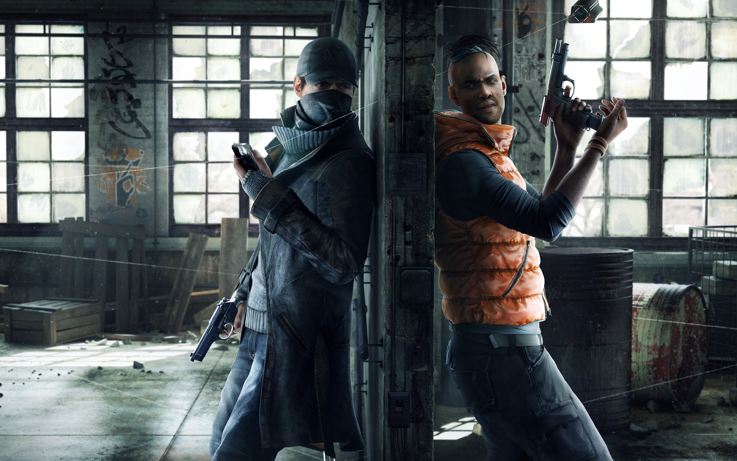2014 Watch Dogs Game