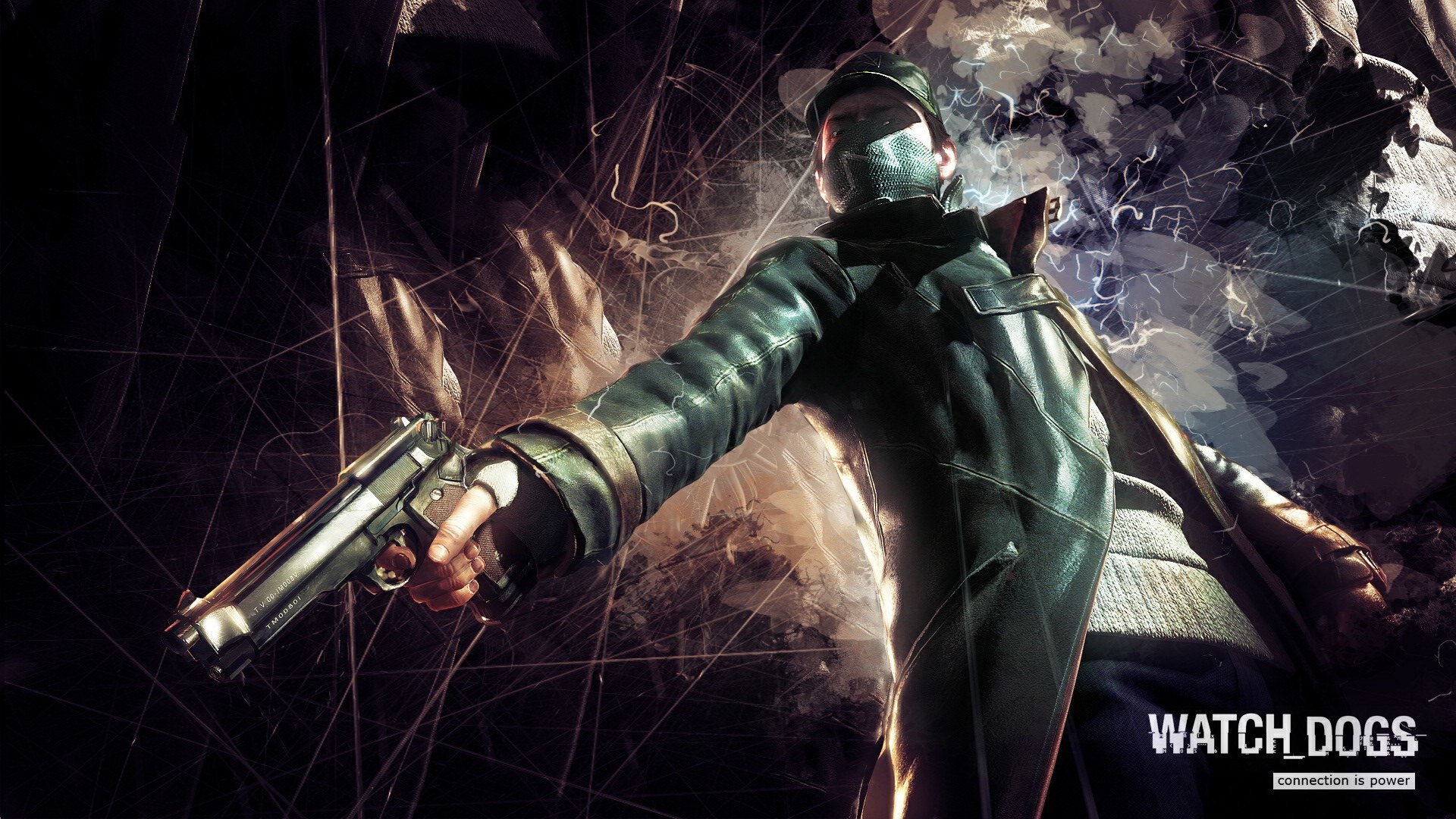 watch dogs wallpaper Top 10 Best PC Games of 2013
