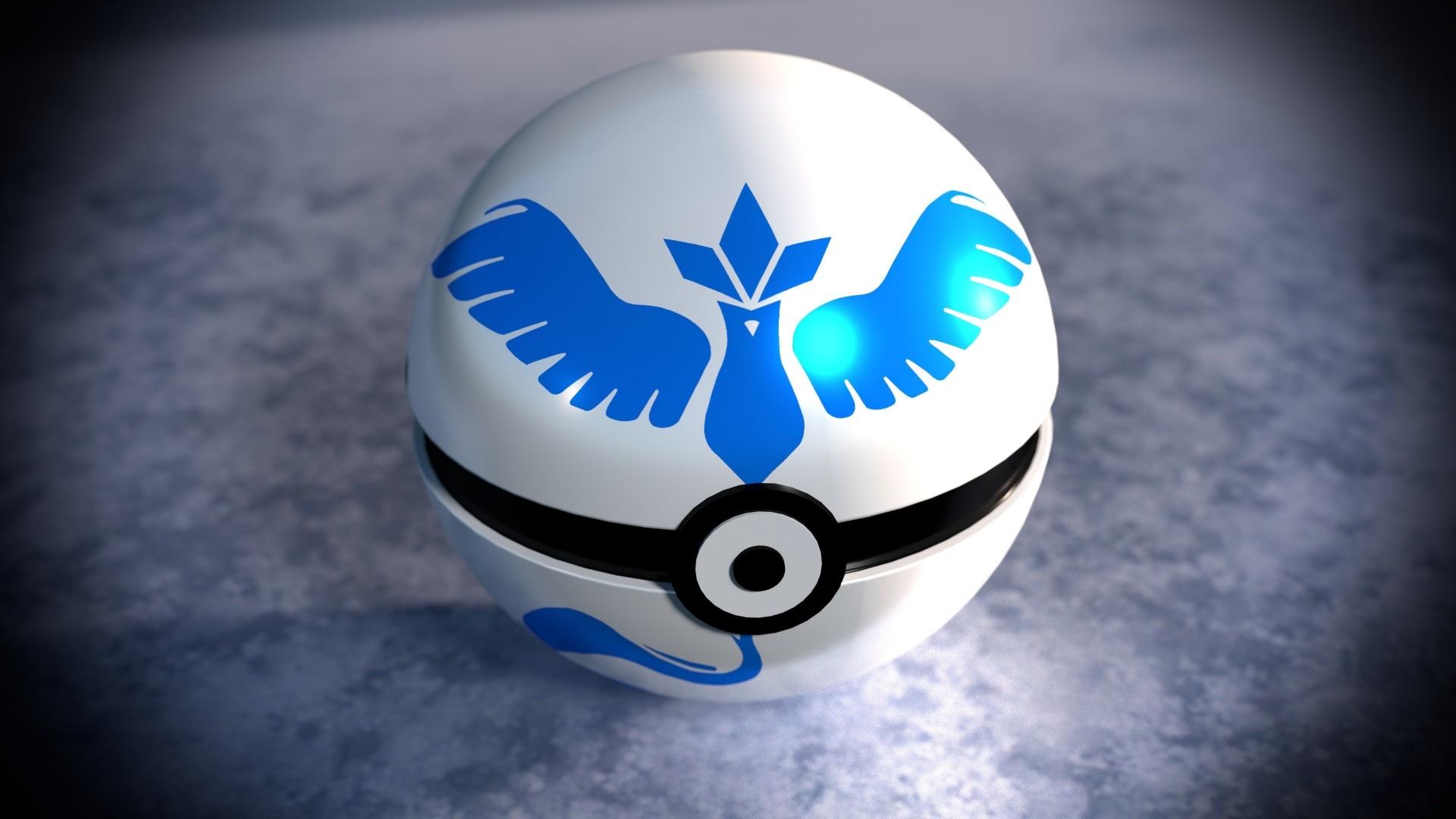 Preview wallpaper pokemon go, pokeball, ball, game 1920×1080