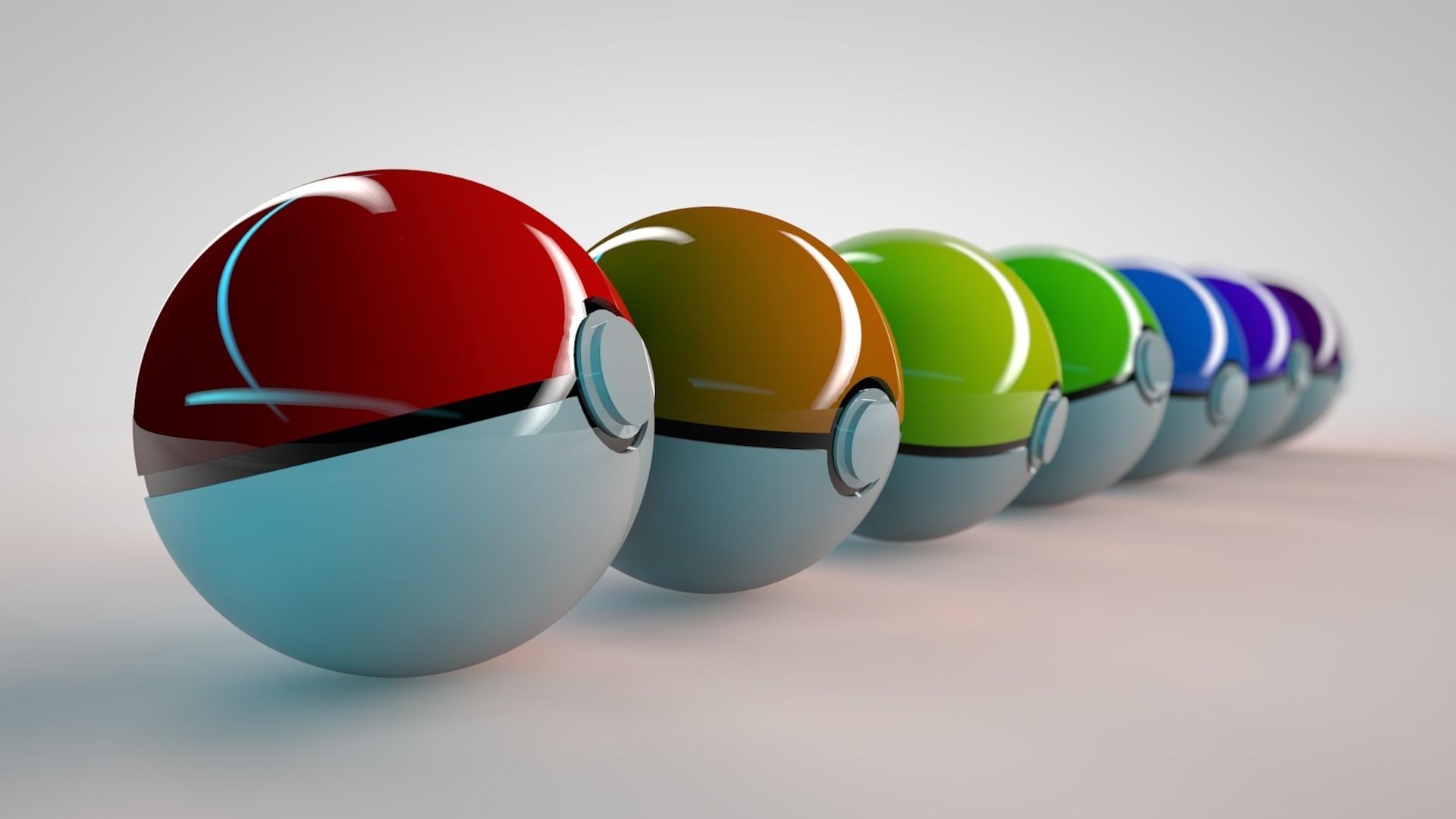 Pokemon Ball Pokeball Wallpapers