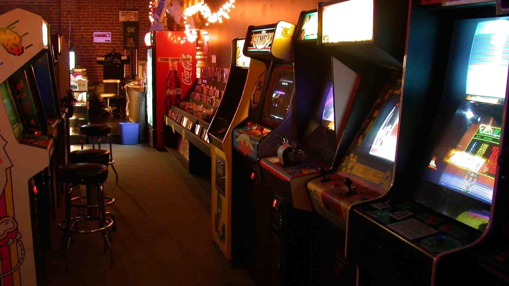 1980's Arcade