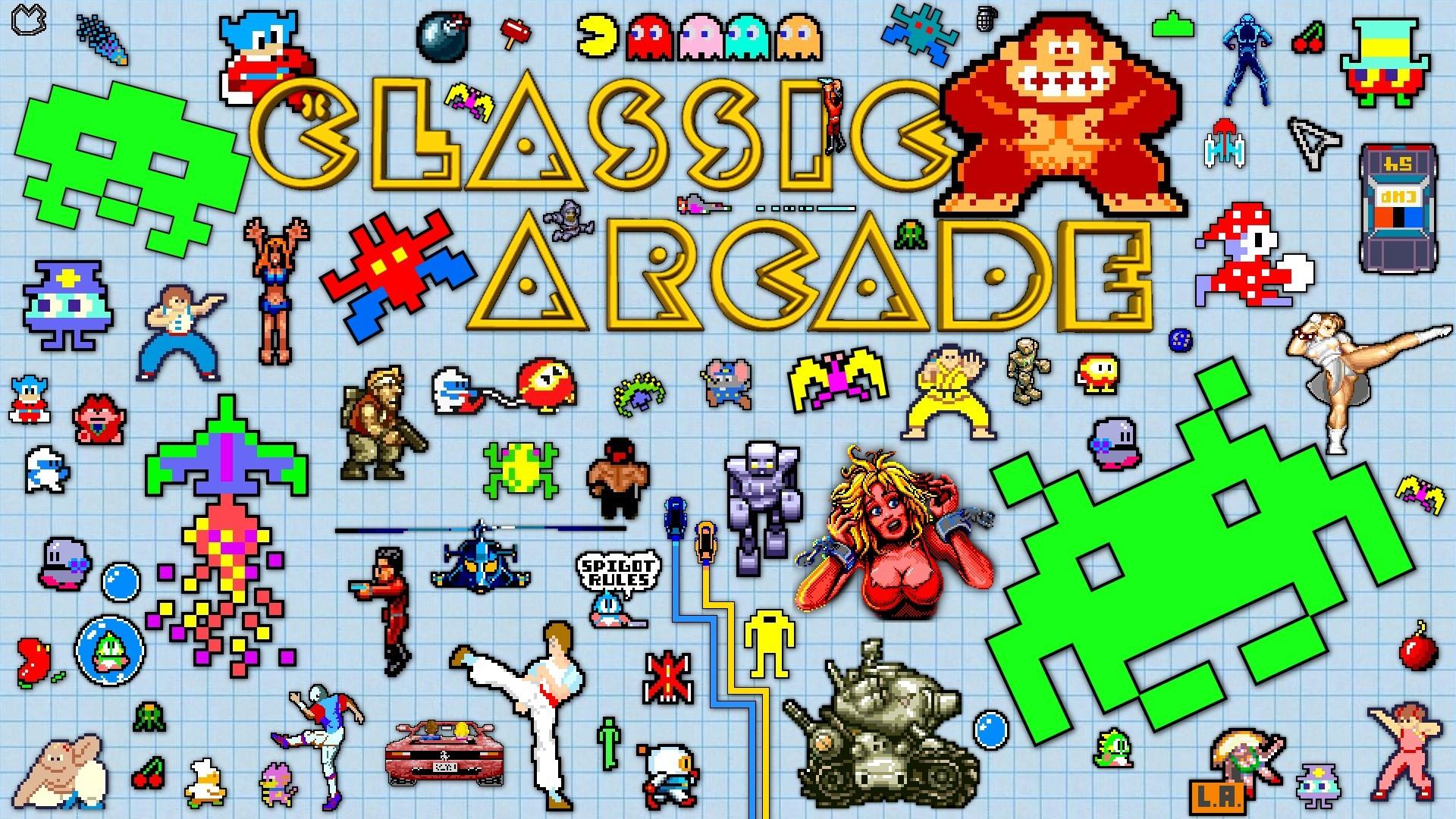 classic-arcade-games …