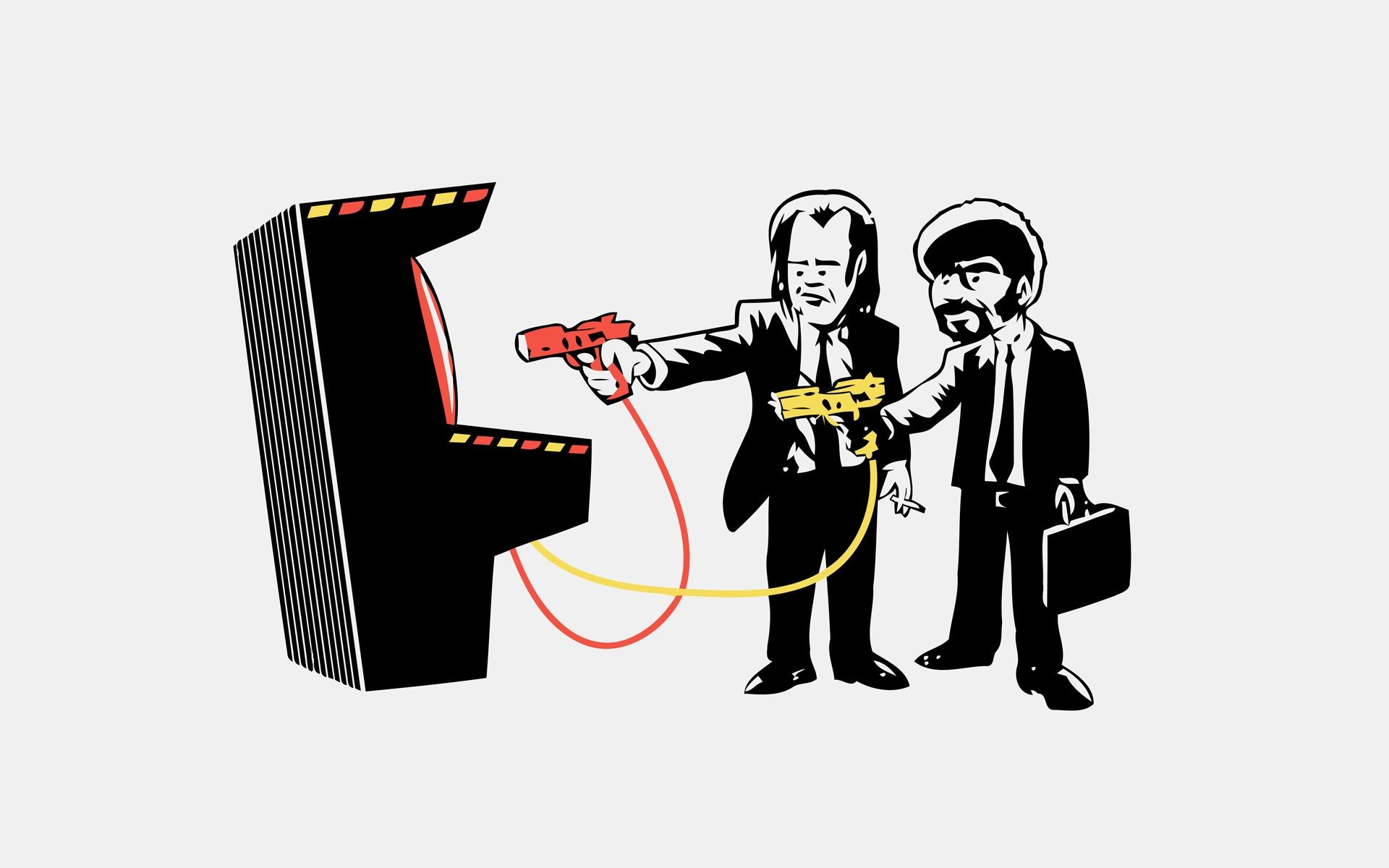 53 Pulp Fiction HD Wallpapers