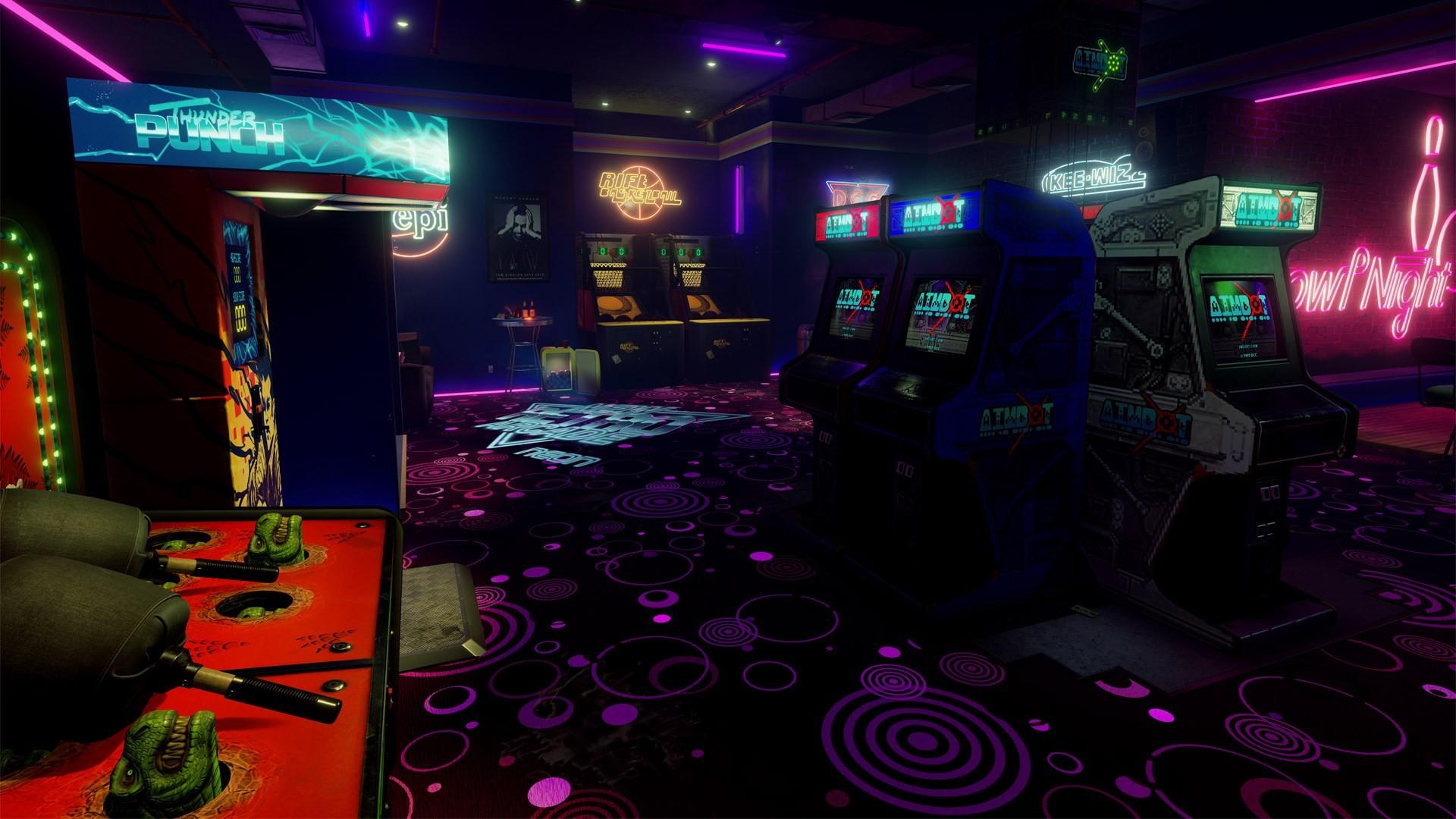 'New Retro Arcade: Neon' is a Classic Arcade Gamer Paradise