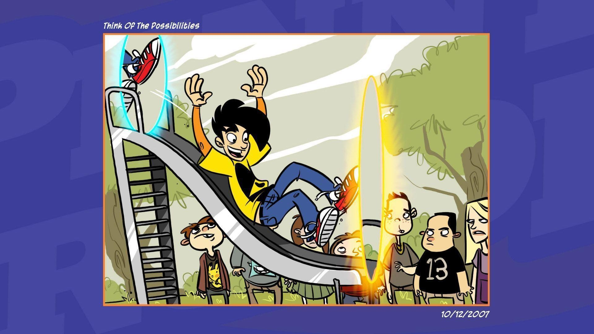 Penny Arcade Wallpaper 143695 High Definition Wallpapers   Suwall.