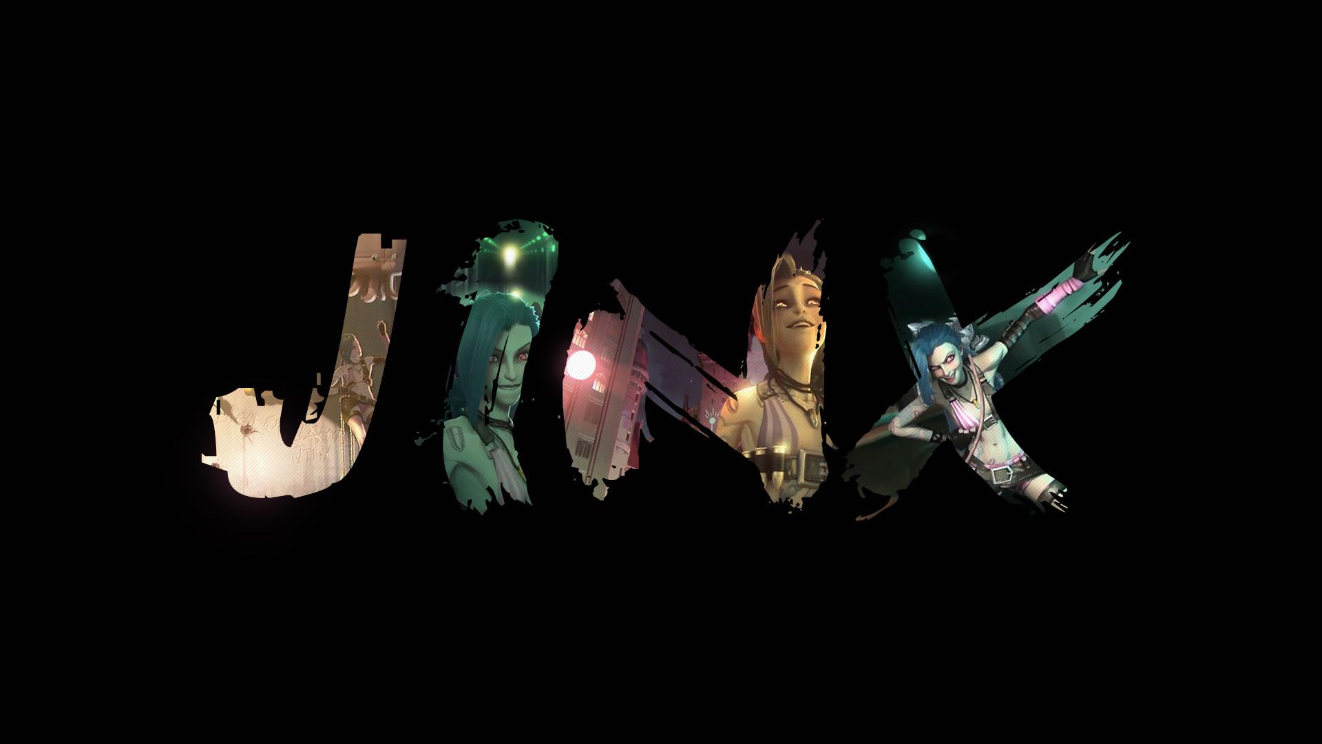 … League of Legends Jinx Wallpaper by ViciousBlue