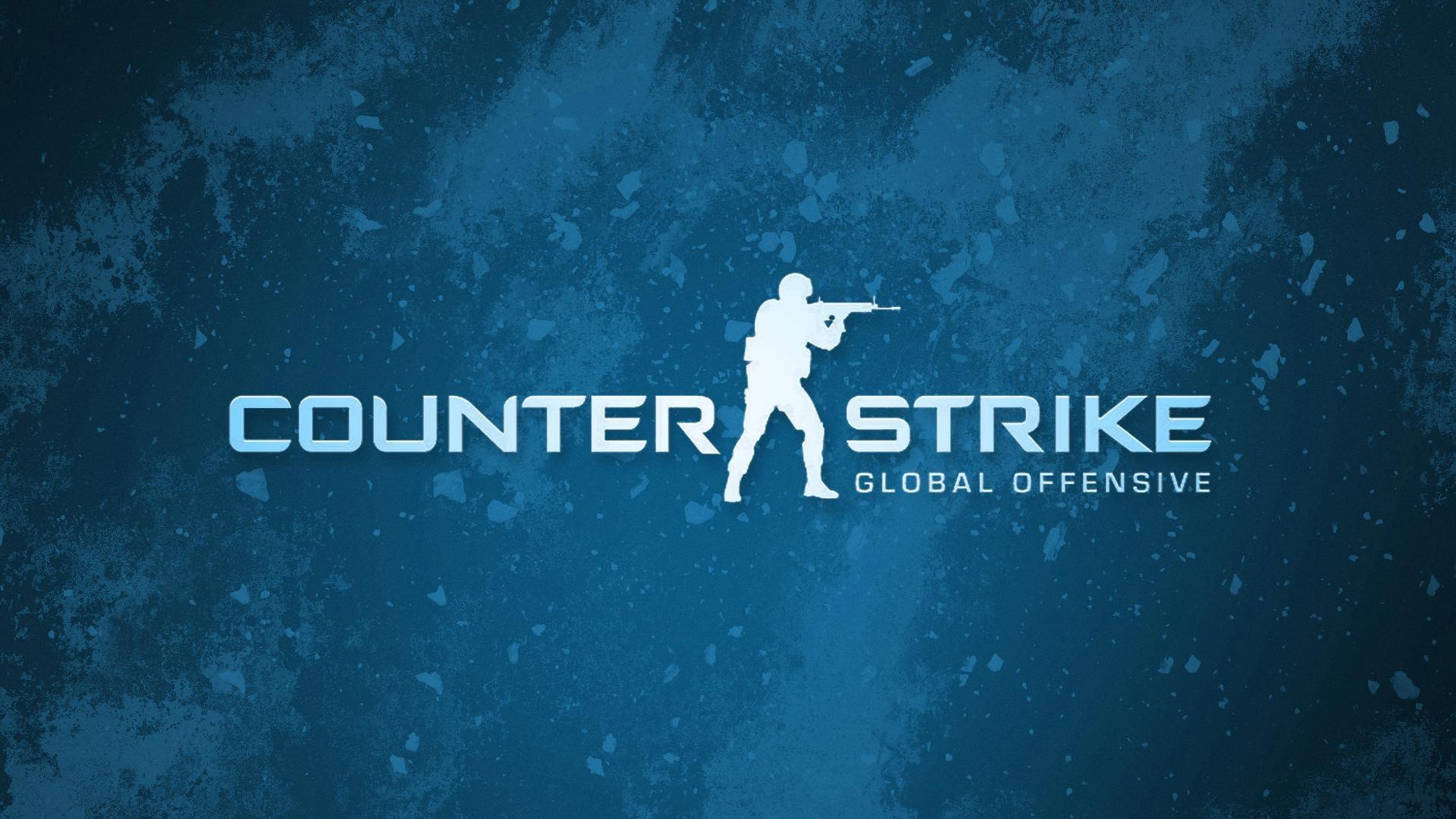 Counter Strike Global Offensive Logo – wallpaper.