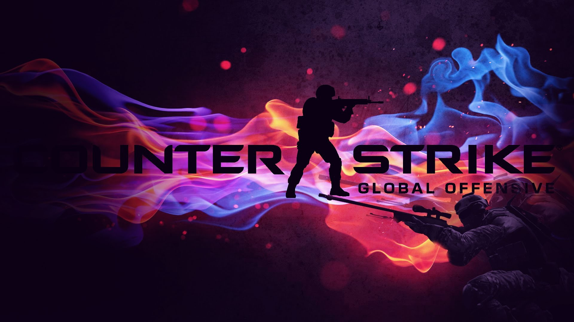 Counter Strike Global Offensive iPhone Wallpaper