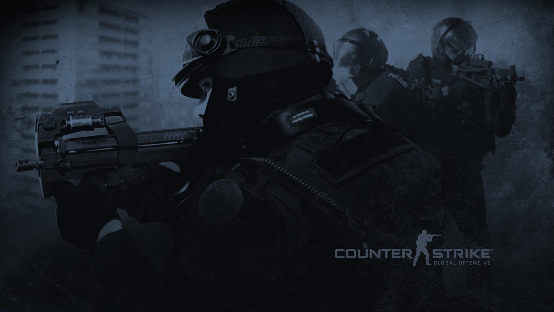 Counter Strike 1080P 1360×768 Resolution