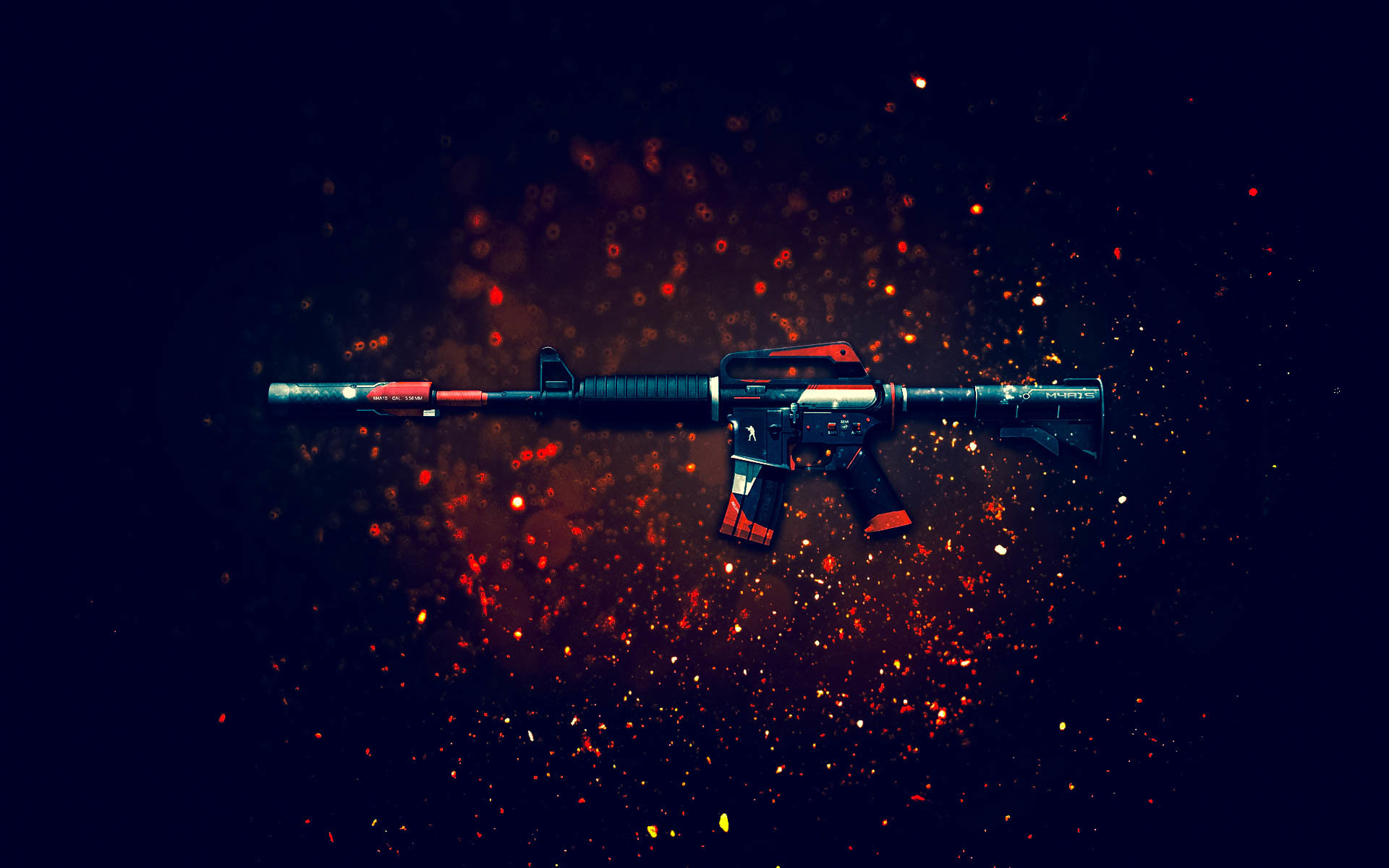 CS:GO Weapon Skin Wallpapers on Behance   My CSGO collection   Pinterest    Weapons