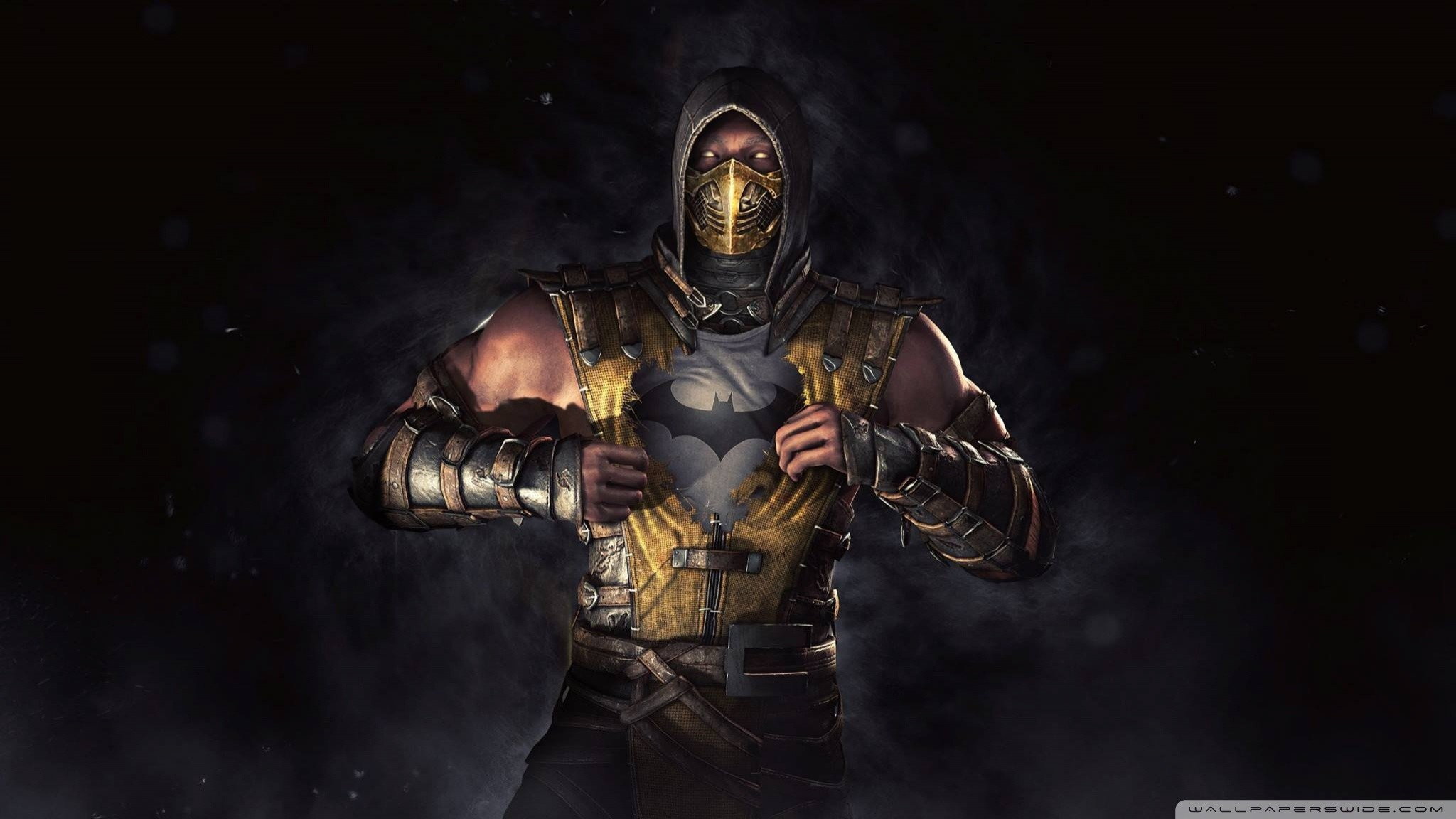 """Search Results for """"mortal kombat scorpion wallpaper hd"""" – Adorable  Wallpapers"""