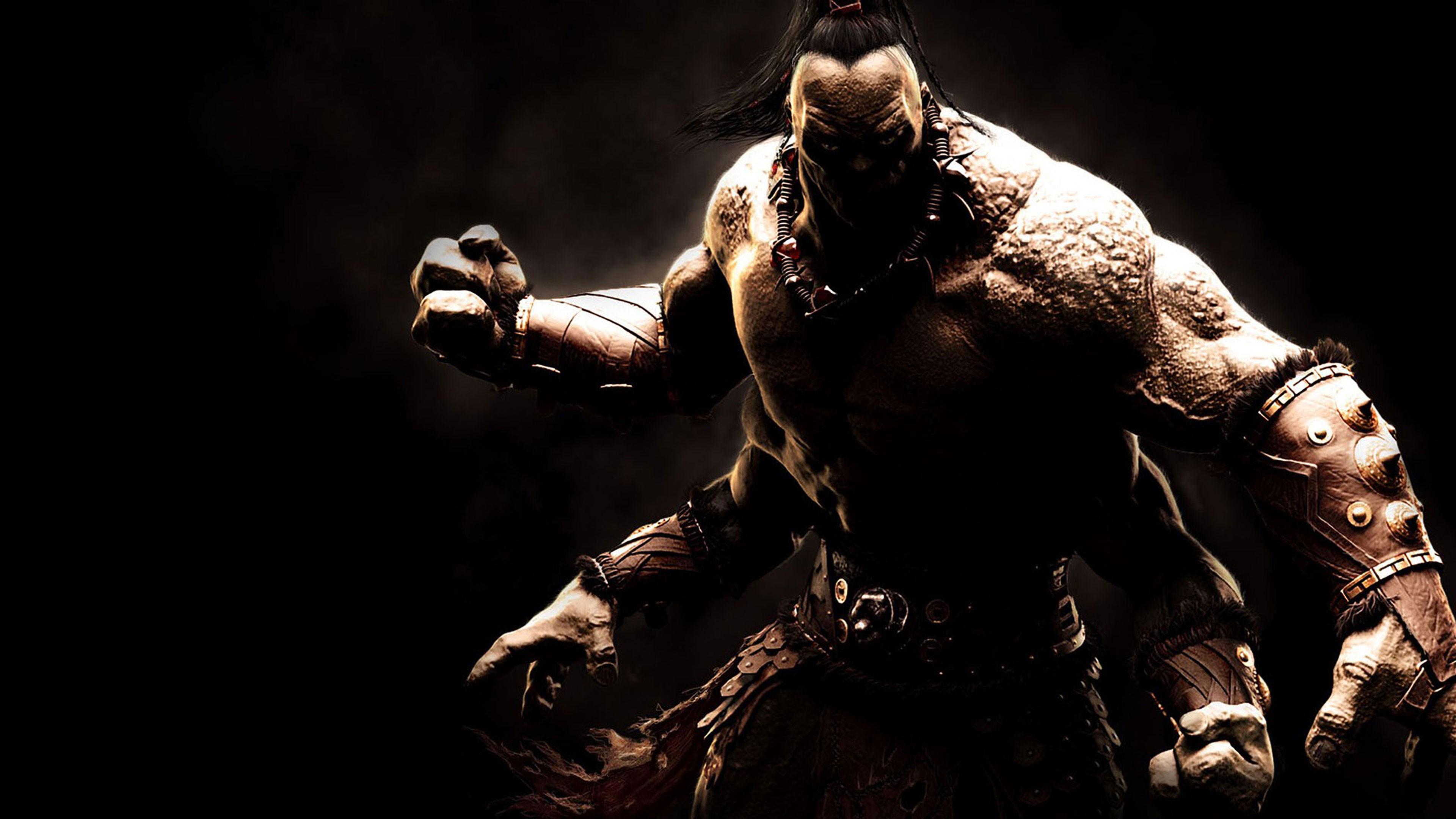 Ultra HD 4K Mortal kombat x Wallpapers HD, Desktop Backgrounds